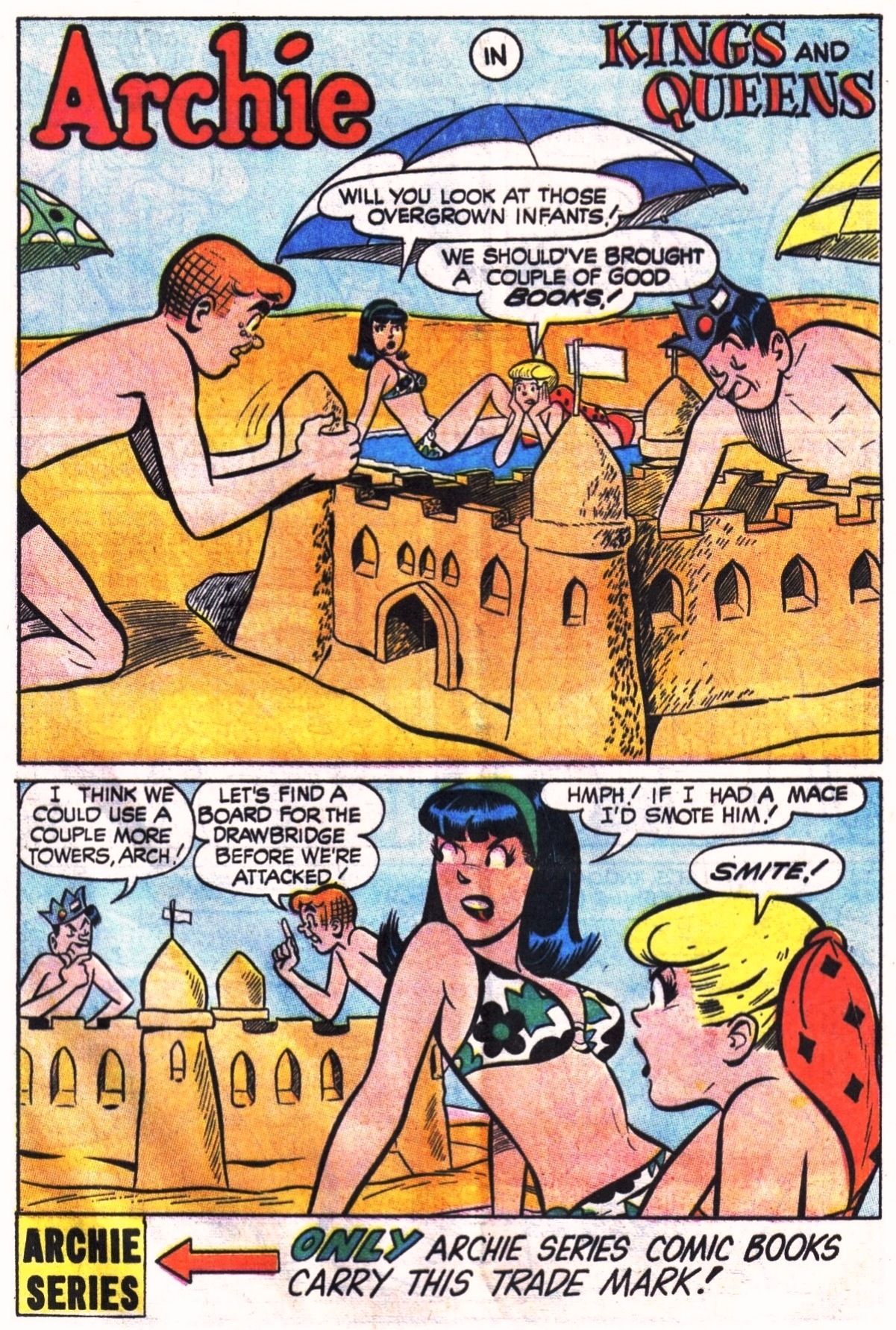 Read online Archie (1960) comic -  Issue #195 - 29