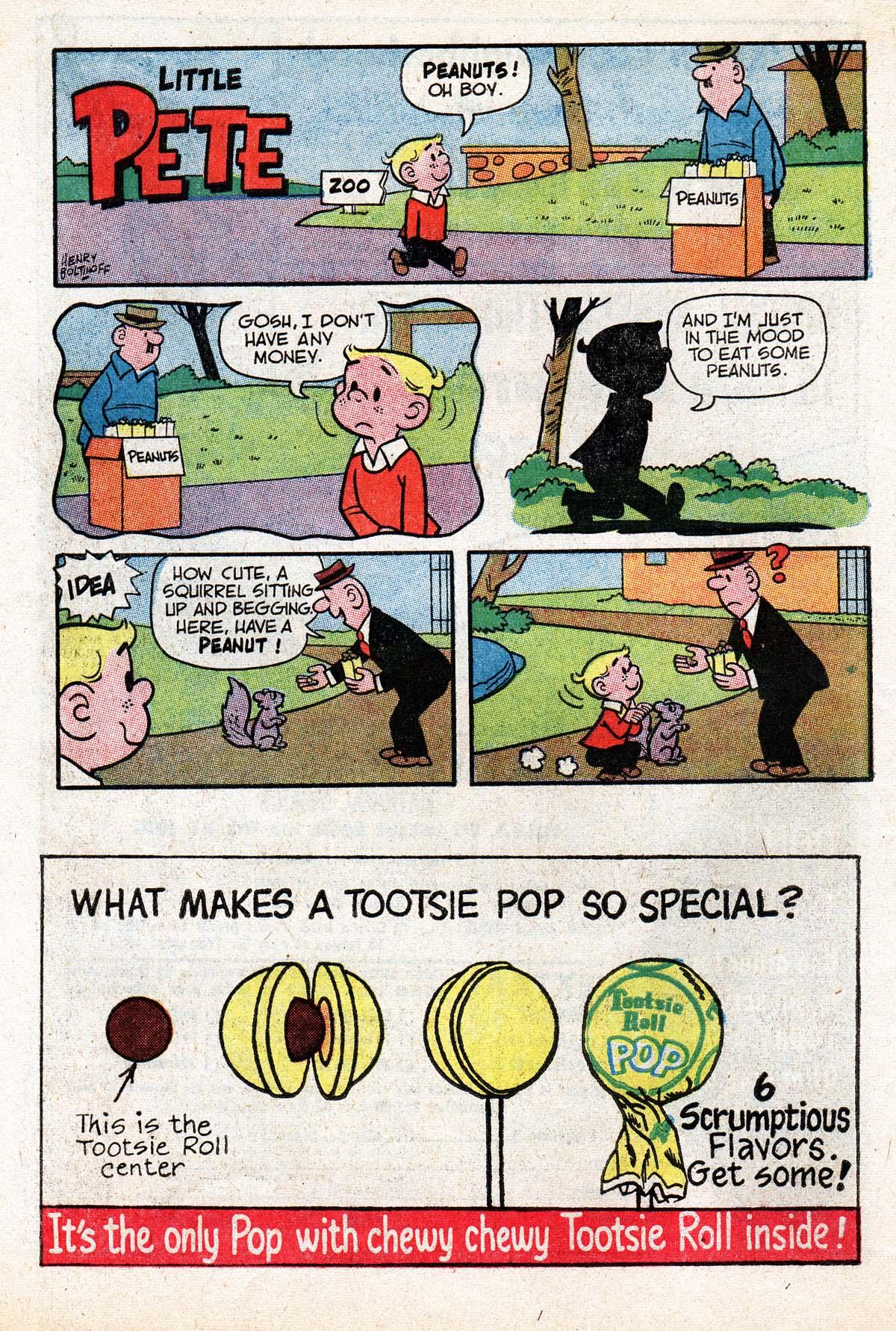 Read online Adventure Comics (1938) comic -  Issue #322 - 34