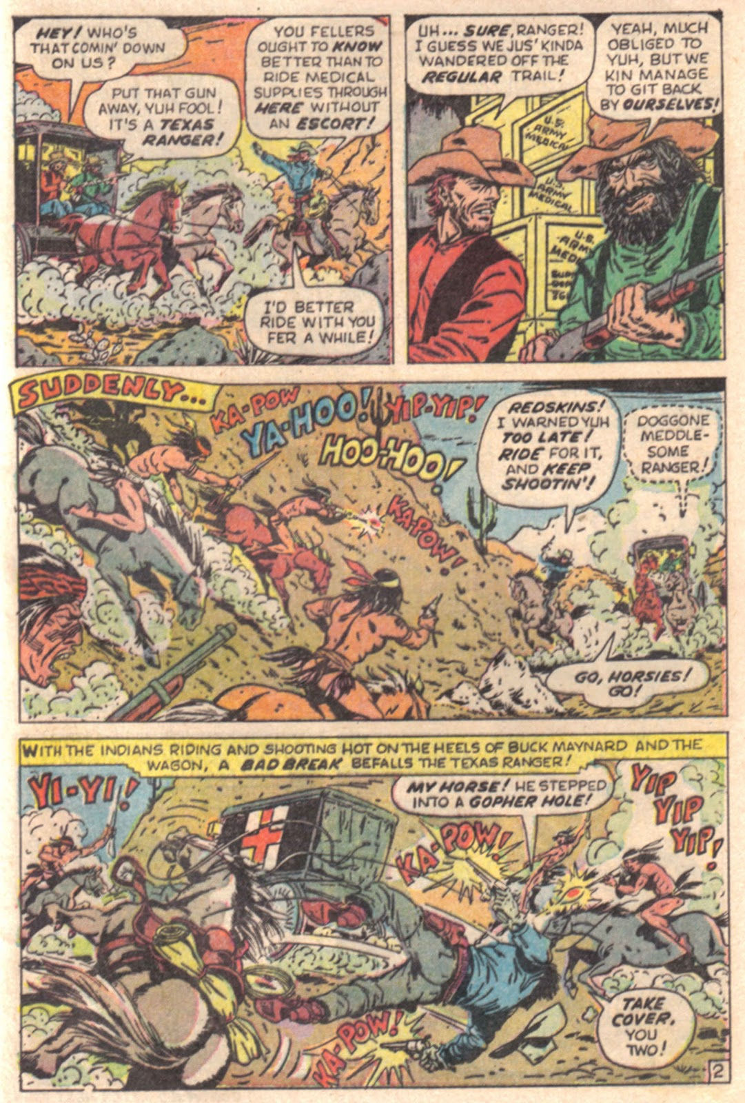 The Rawhide Kid (1955) issue 65 - Page 29
