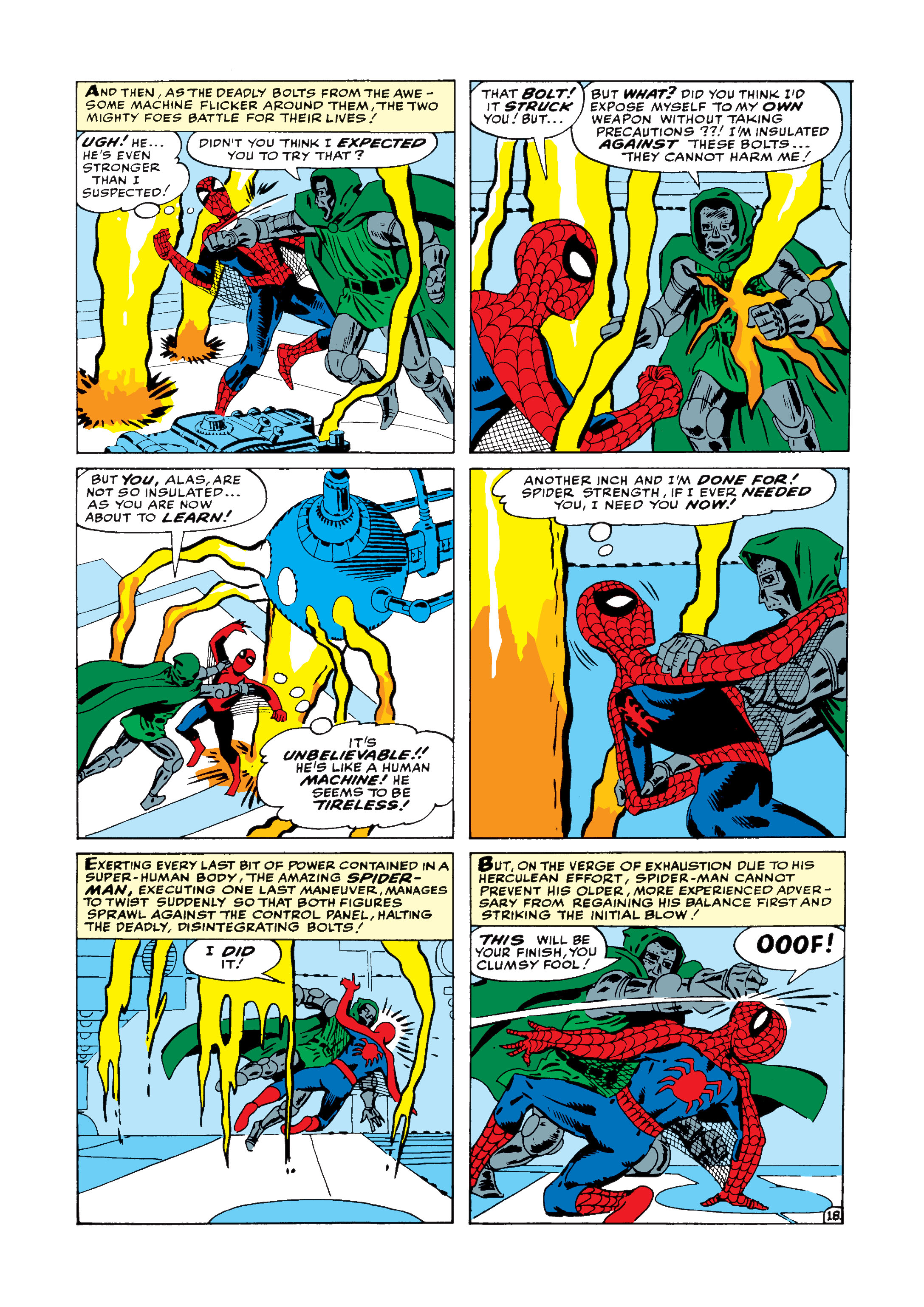 The Amazing Spider-Man (1963) 5 Page 18