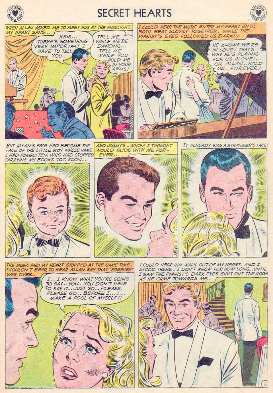 Read online Secret Hearts comic -  Issue #72 - 31