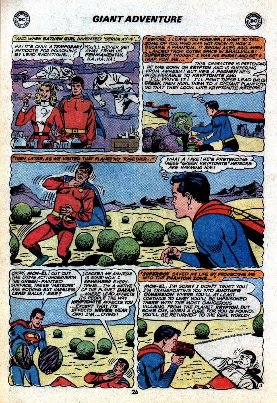 Read online Adventure Comics (1938) comic -  Issue #403 - 28