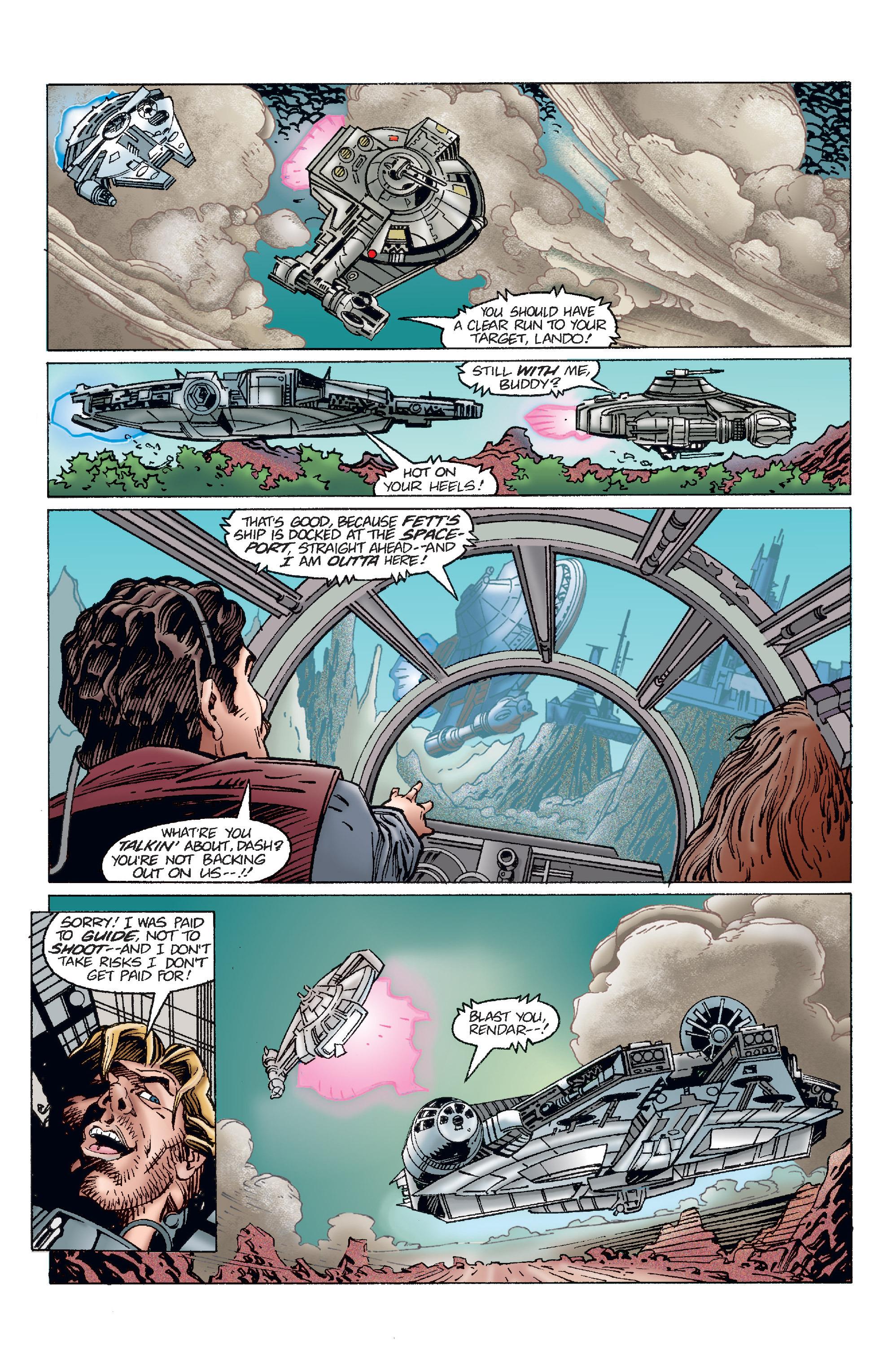 Read online Star Wars Omnibus comic -  Issue # Vol. 11 - 42