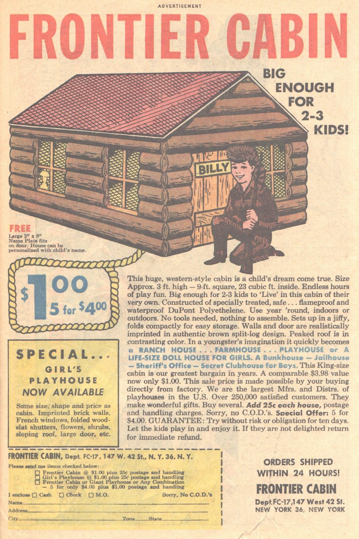 Read online Adventure Comics (1938) comic -  Issue #288 - 33