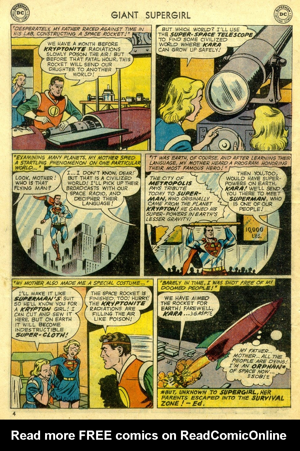 Action Comics (1938) 334 Page 5