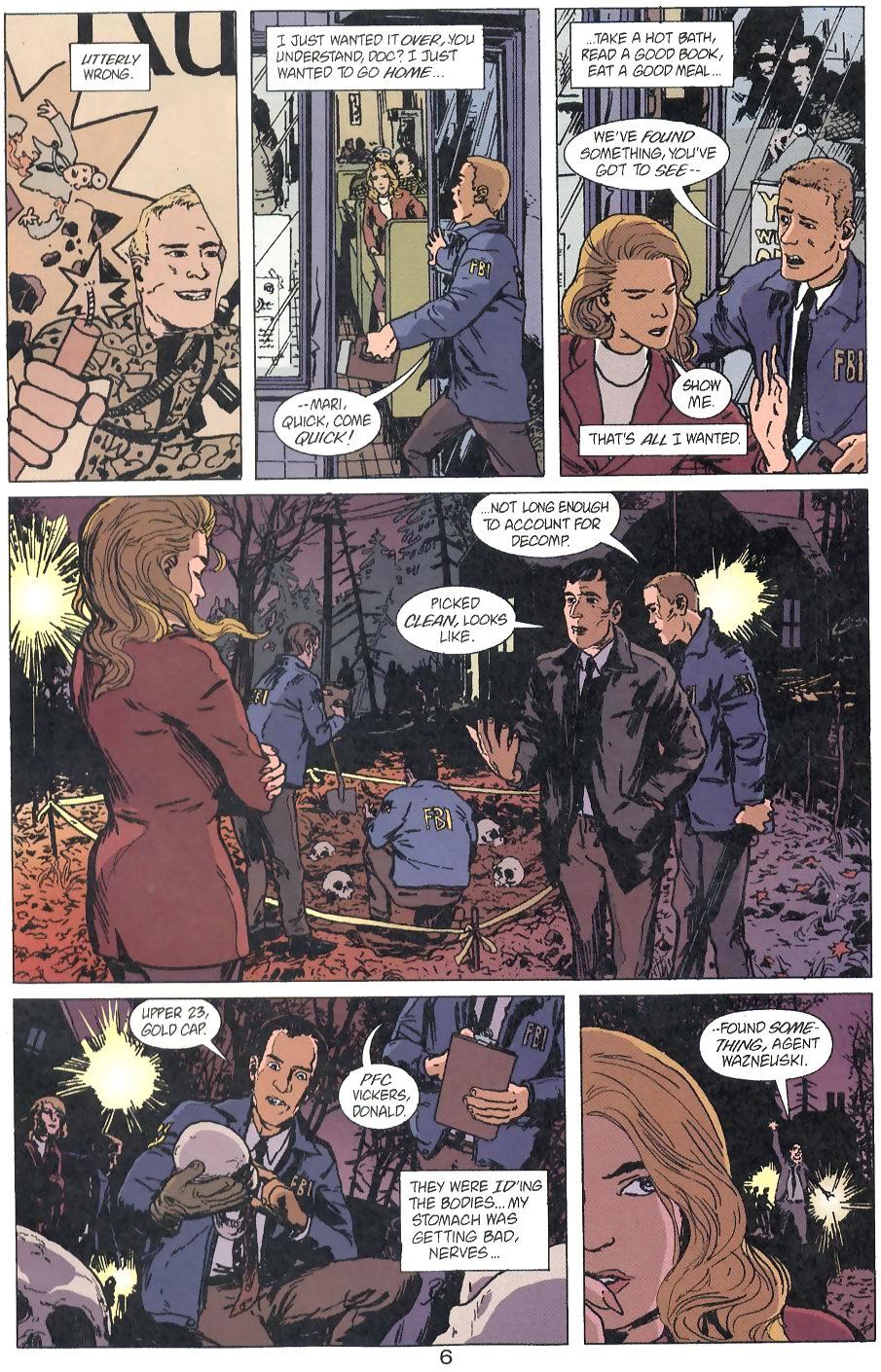 Read online Flinch comic -  Issue #8 - 7