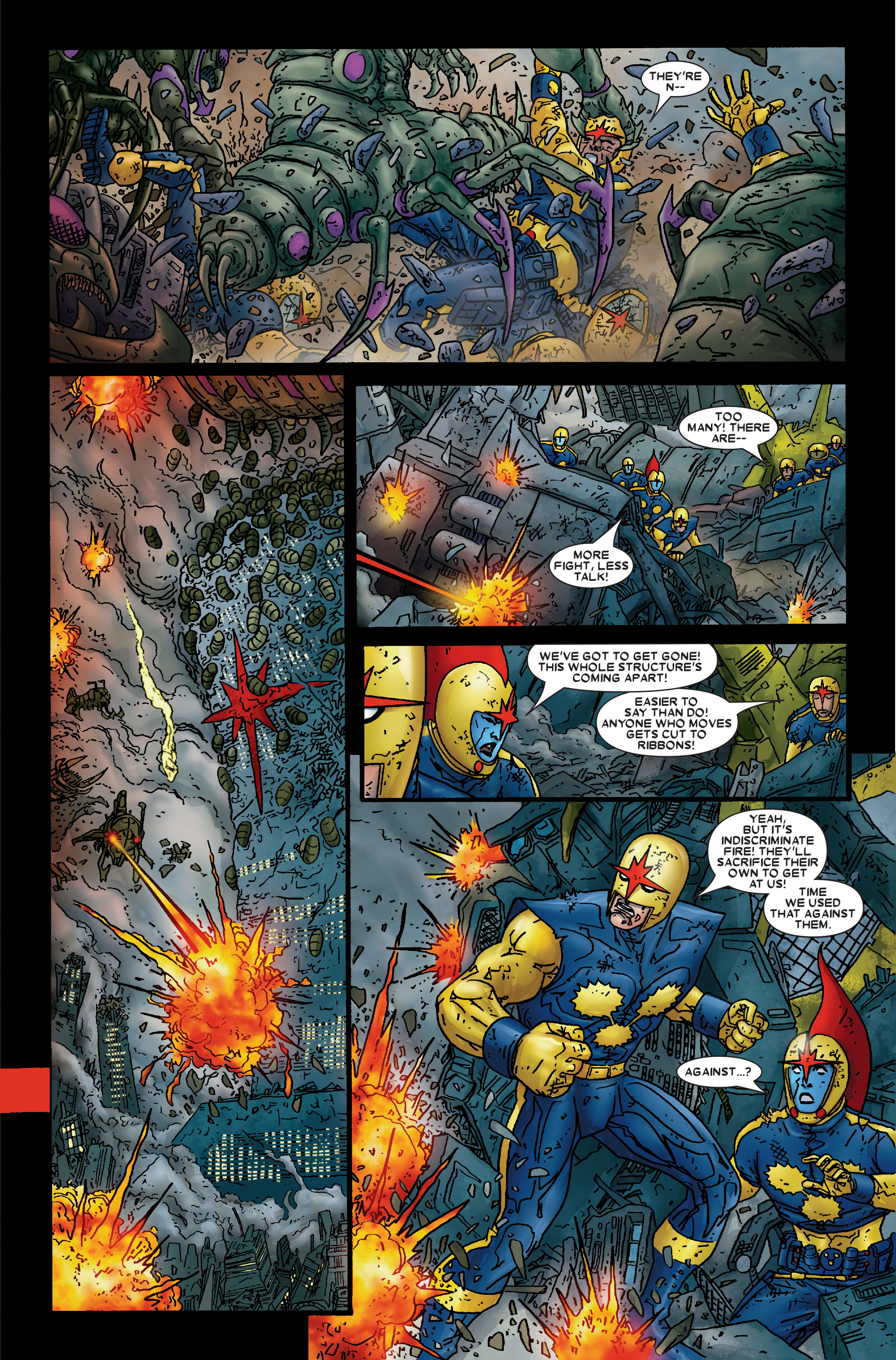 Read online Annihilation: Prologue comic -  Issue #Annihilation: Prologue Full - 24