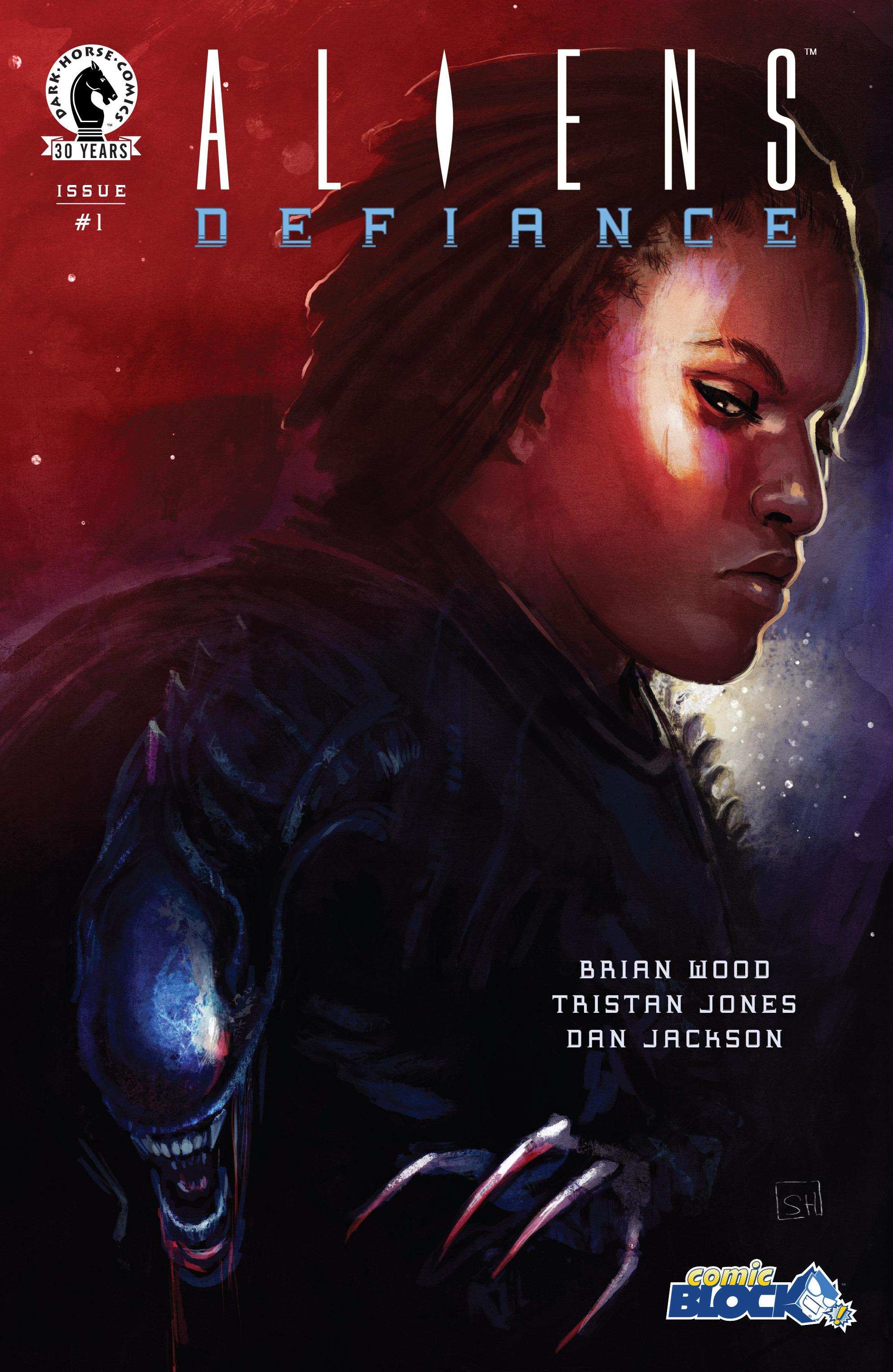 Read online Aliens: Defiance comic -  Issue #1 - 4