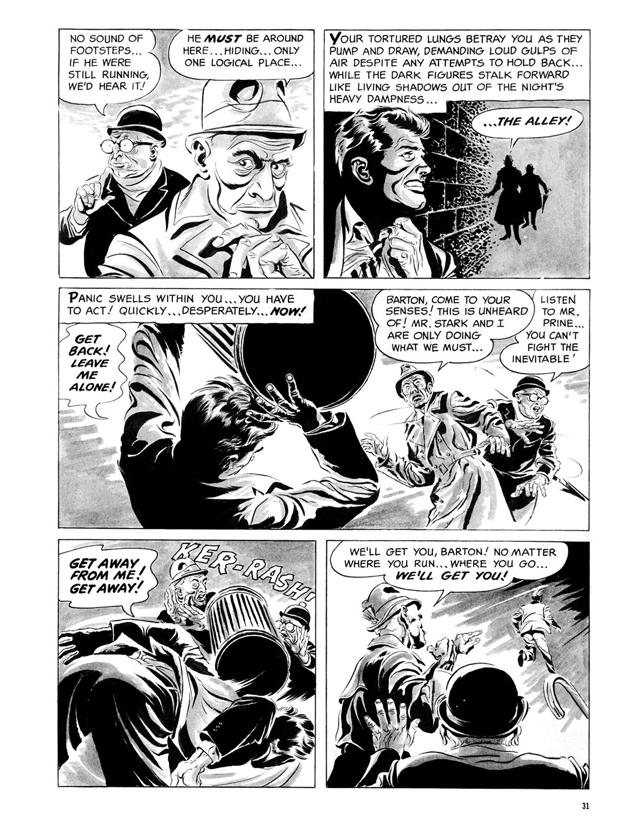 Read online Eerie Archives comic -  Issue # TPB 2 - 32