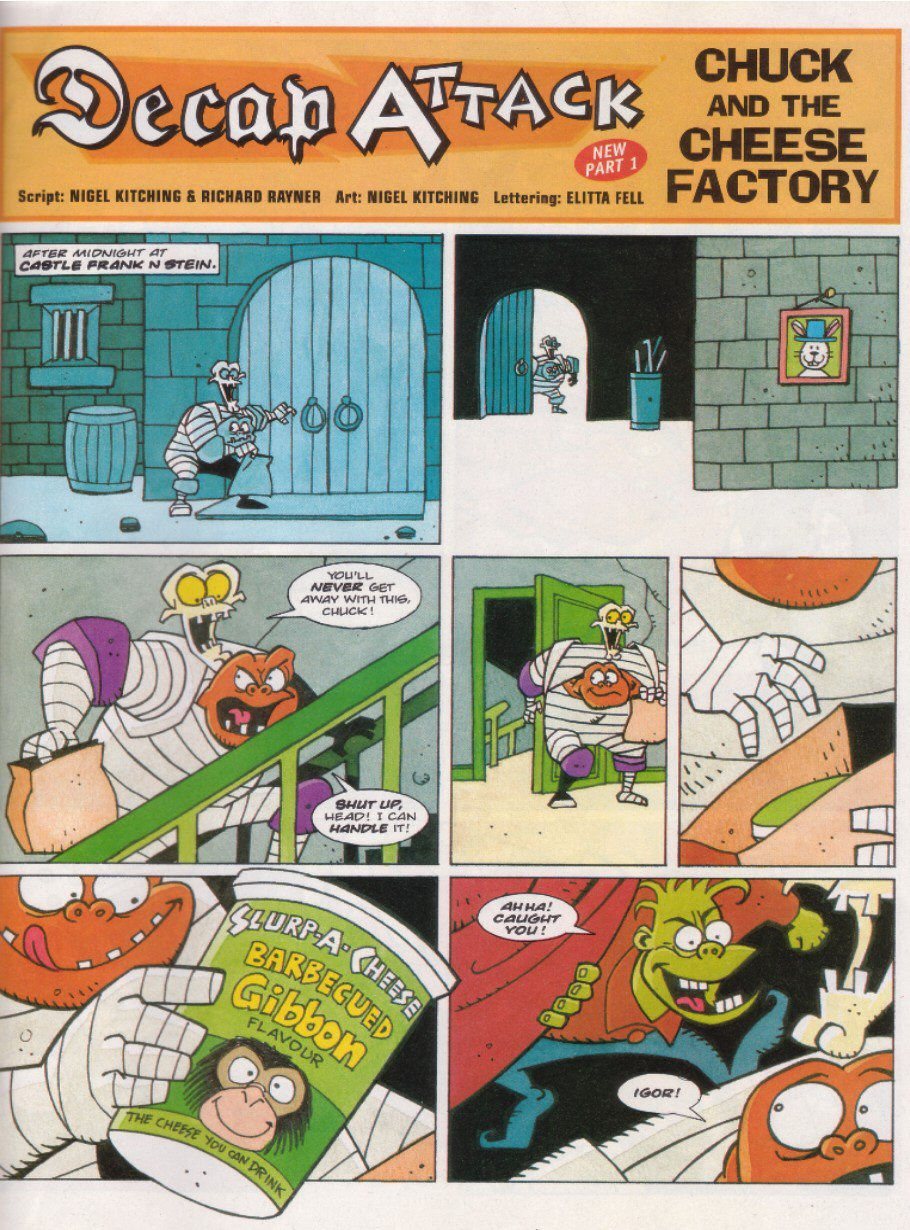 Read online Sonic the Comic comic -  Issue #114 - 16