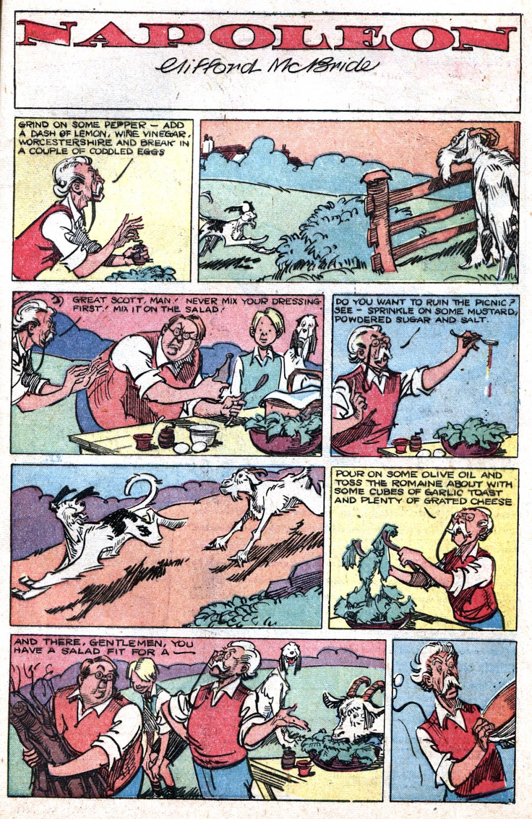 Read online Famous Funnies comic -  Issue #164 - 49