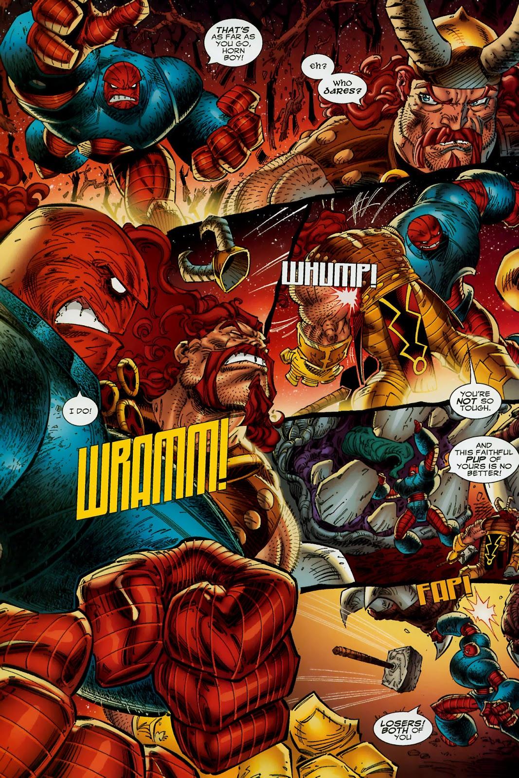 The Savage Dragon (1993) Issue #150 #153 - English 43