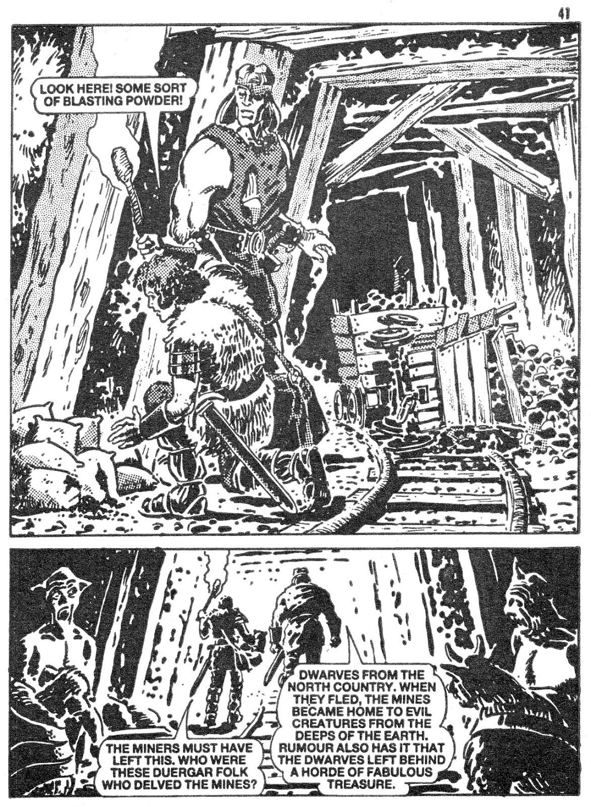Starblazer issue 209 - Page 42