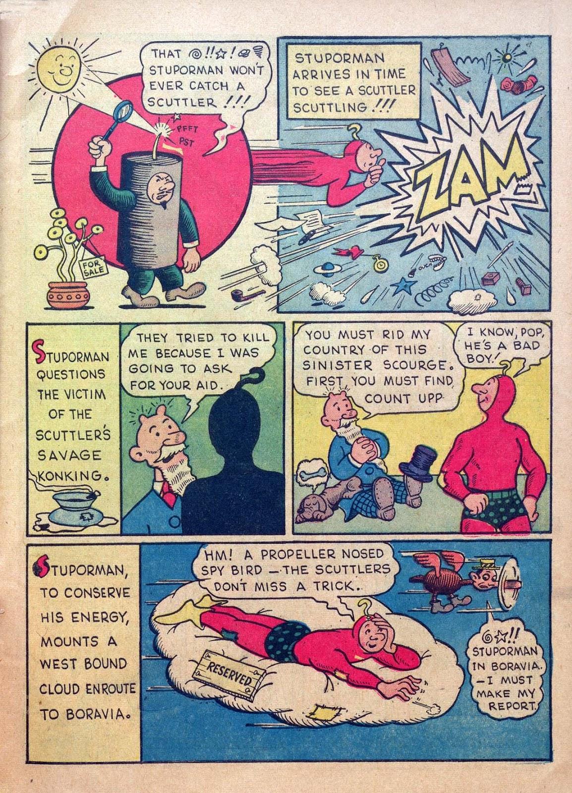 Read online Joker Comics comic -  Issue #1 - 61