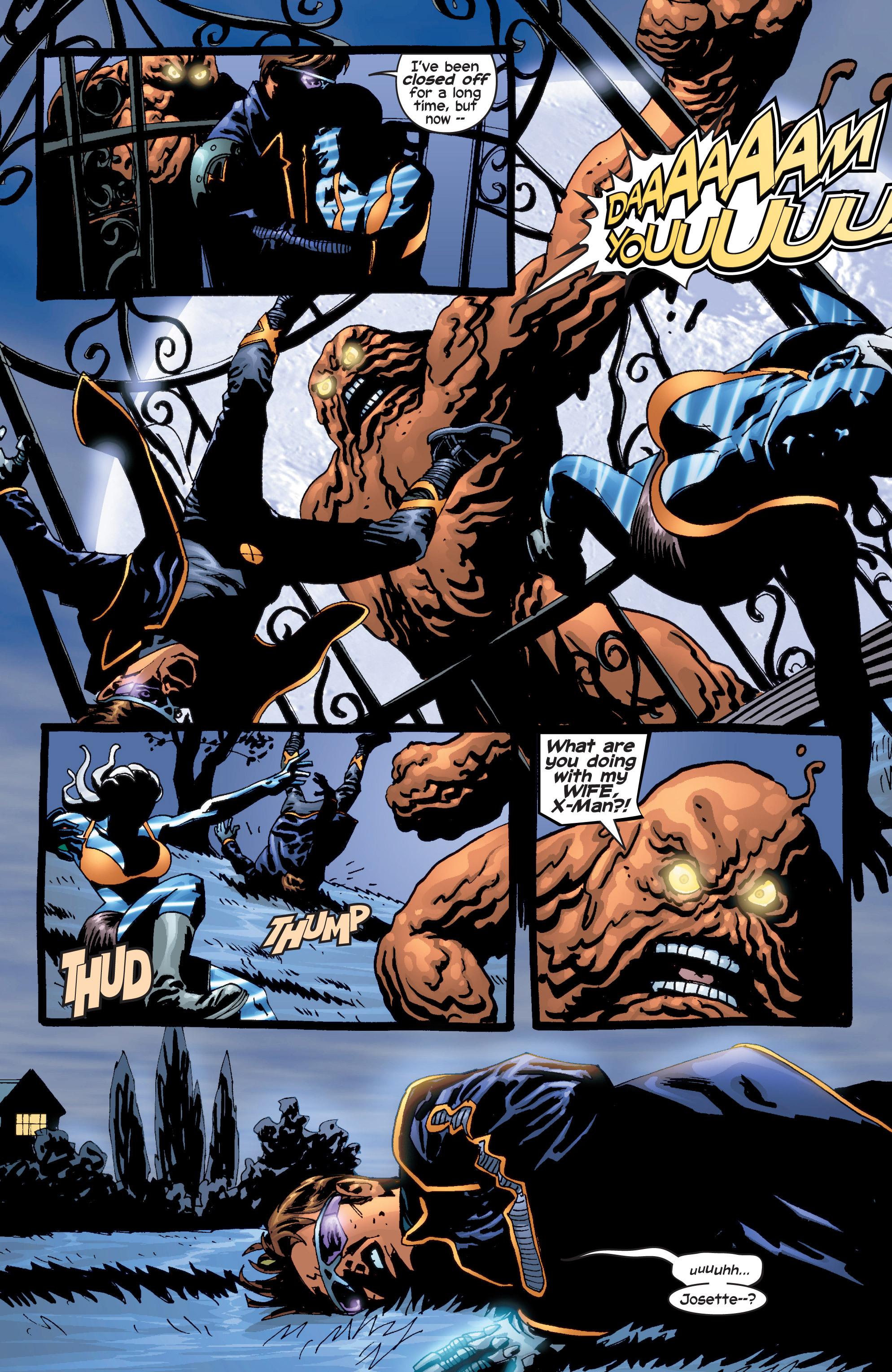 Read online Uncanny X-Men (1963) comic -  Issue #415 - 17