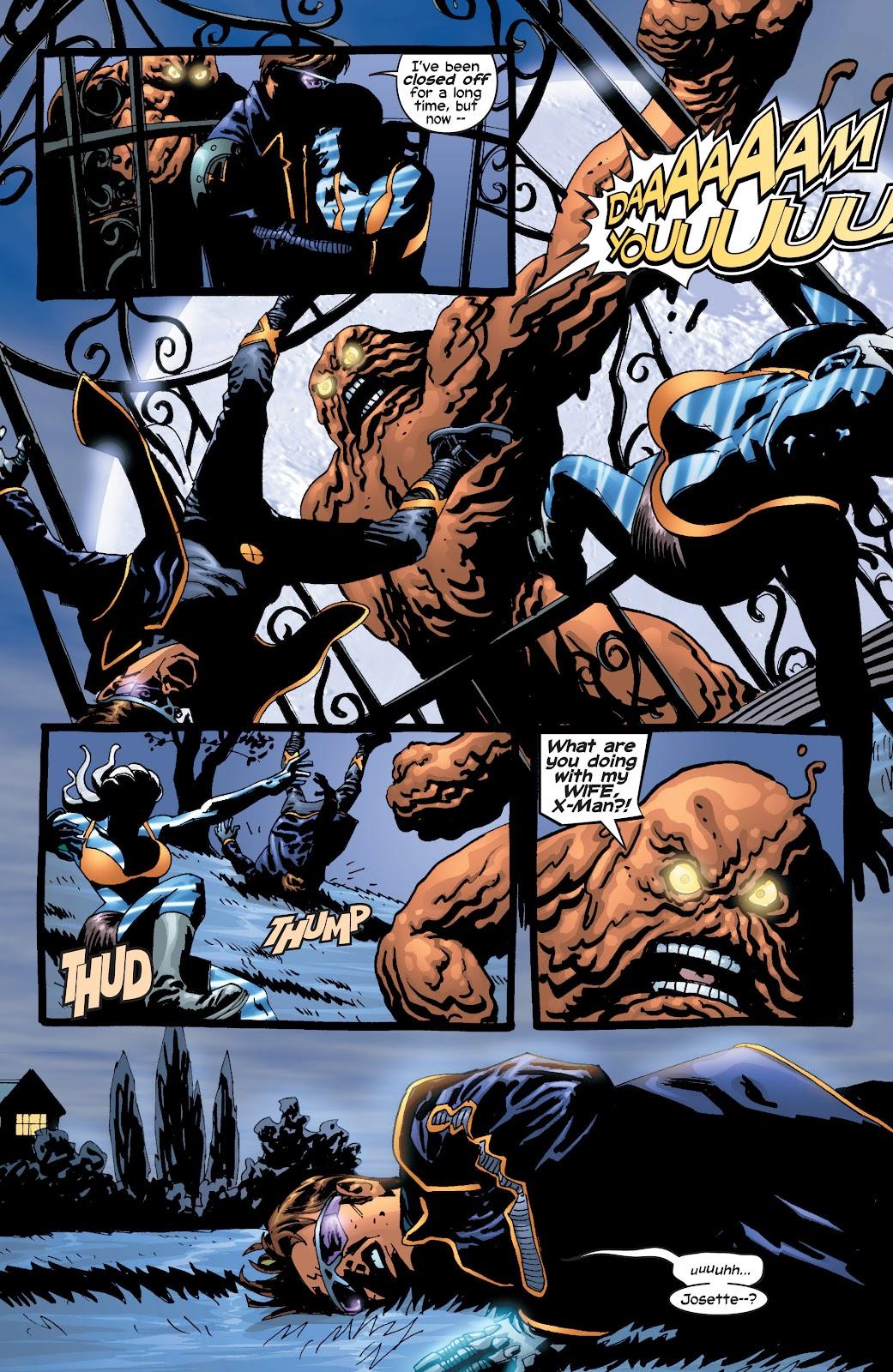 Uncanny X-Men (1963) issue 415 - Page 17