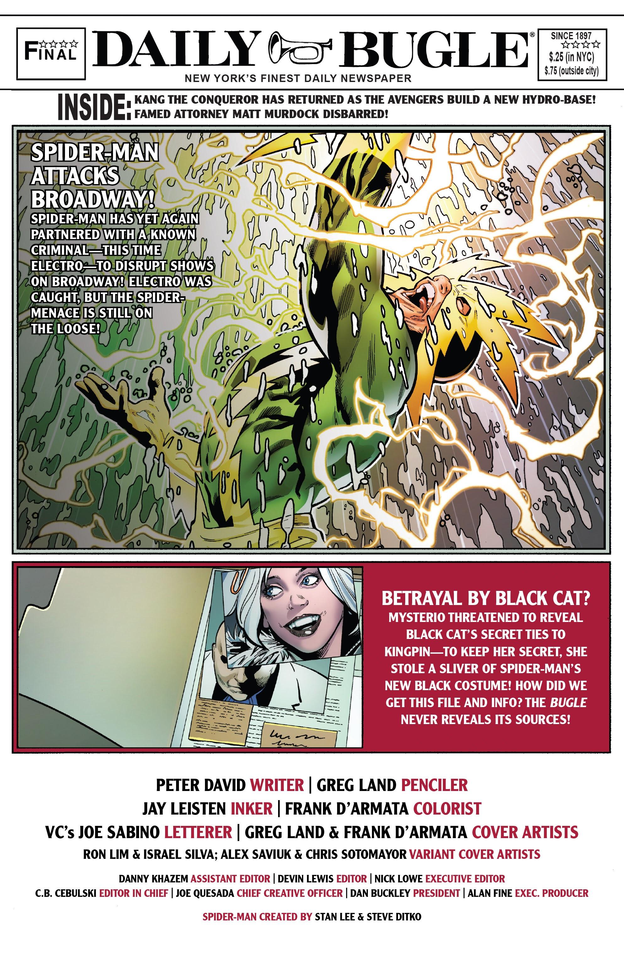 Symbiote Spider-Man 4 Page 2