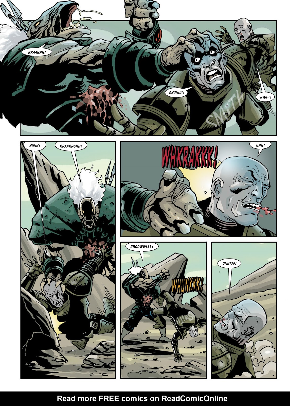 Judge Dredd Megazine (Vol. 5) Issue #381 #180 - English 123