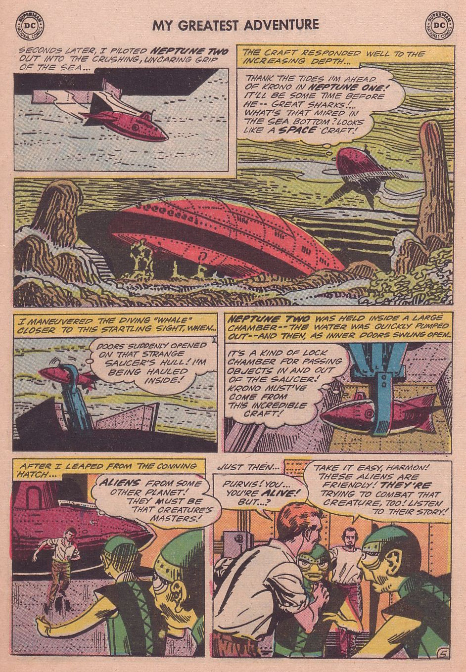 My Greatest Adventure (1955) issue 65 - Page 29