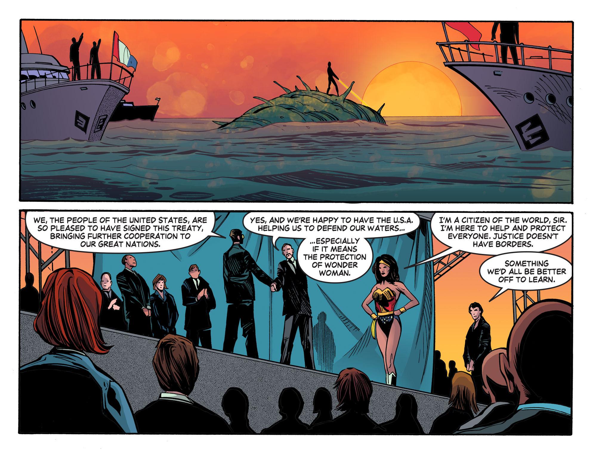 Read online Wonder Woman '77 [I] comic -  Issue #20 - 20