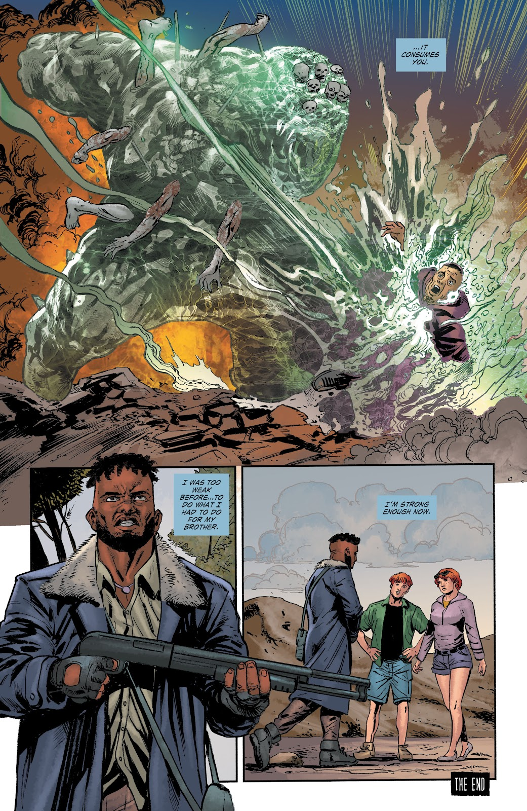 Read online The Curse of Brimstone: Ashes comic -  Issue # TPB (Part 1) - 79