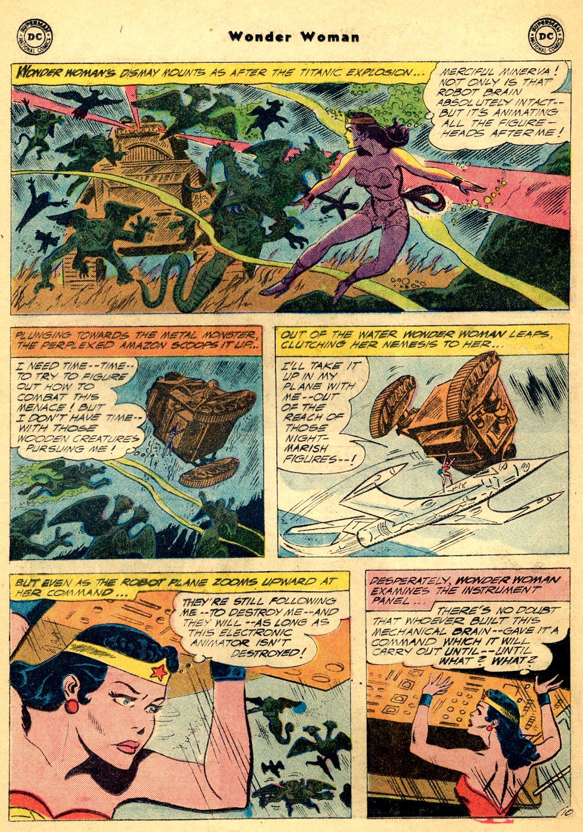 Read online Wonder Woman (1942) comic -  Issue #115 - 12