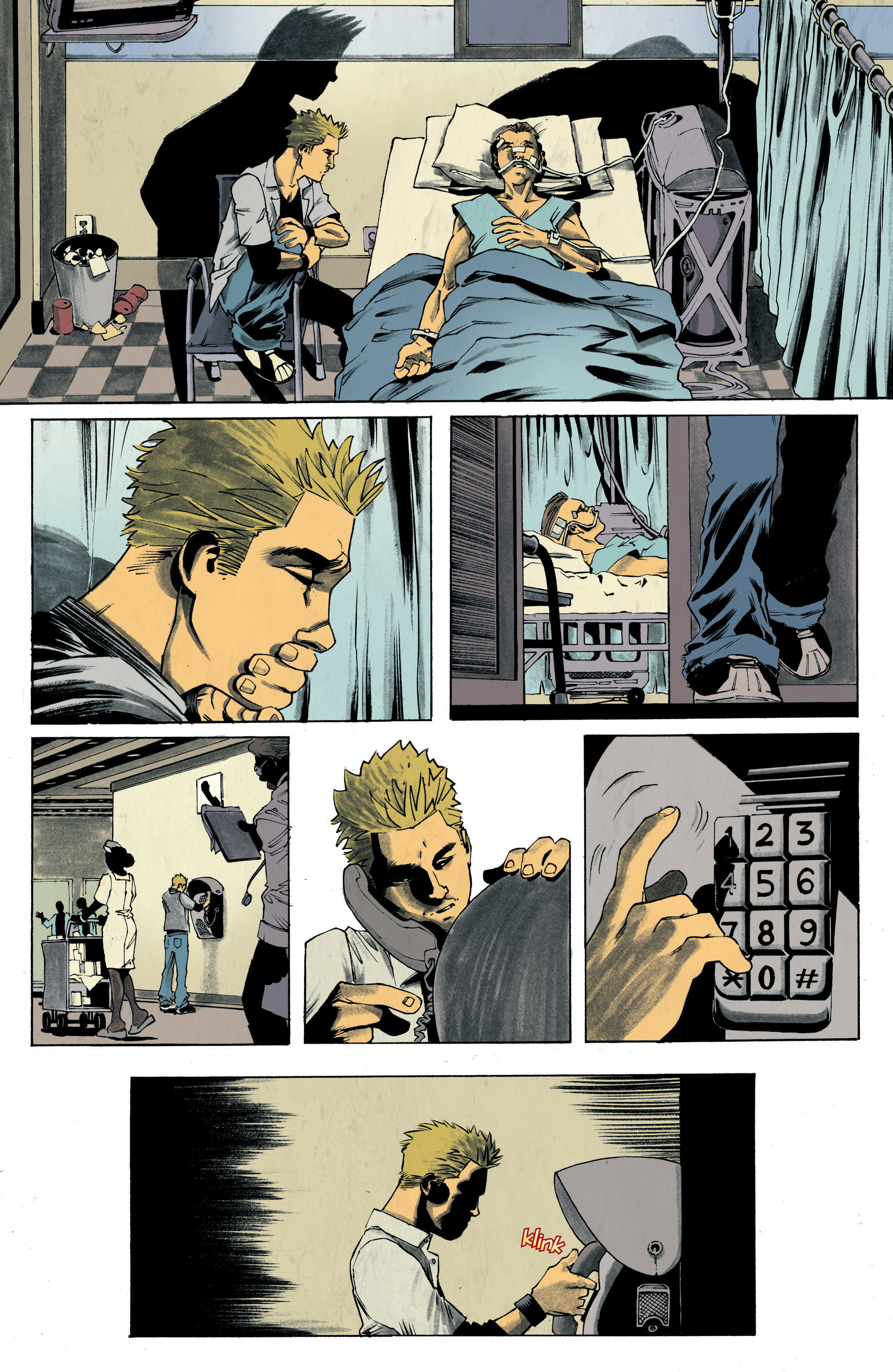 Read online Sons of Anarchy: Redwood Original comic -  Issue #4 - 14