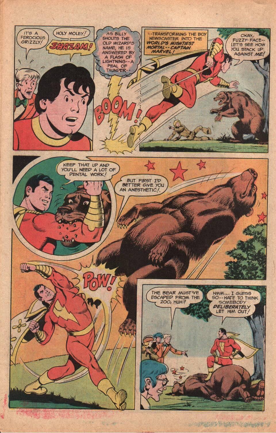 Read online Shazam! (1973) comic -  Issue #25 - 26