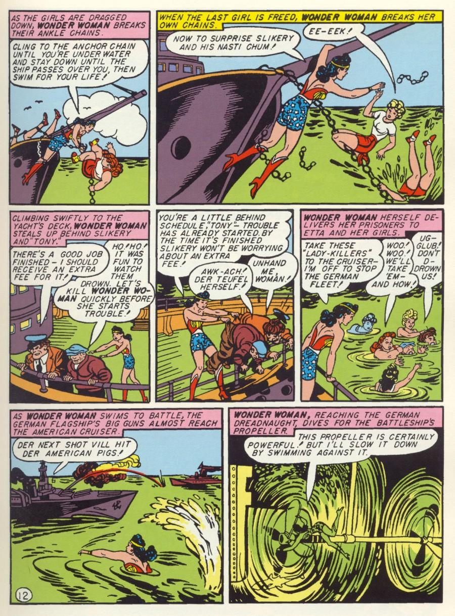 Read online Sensation (Mystery) Comics comic -  Issue #15 - 14