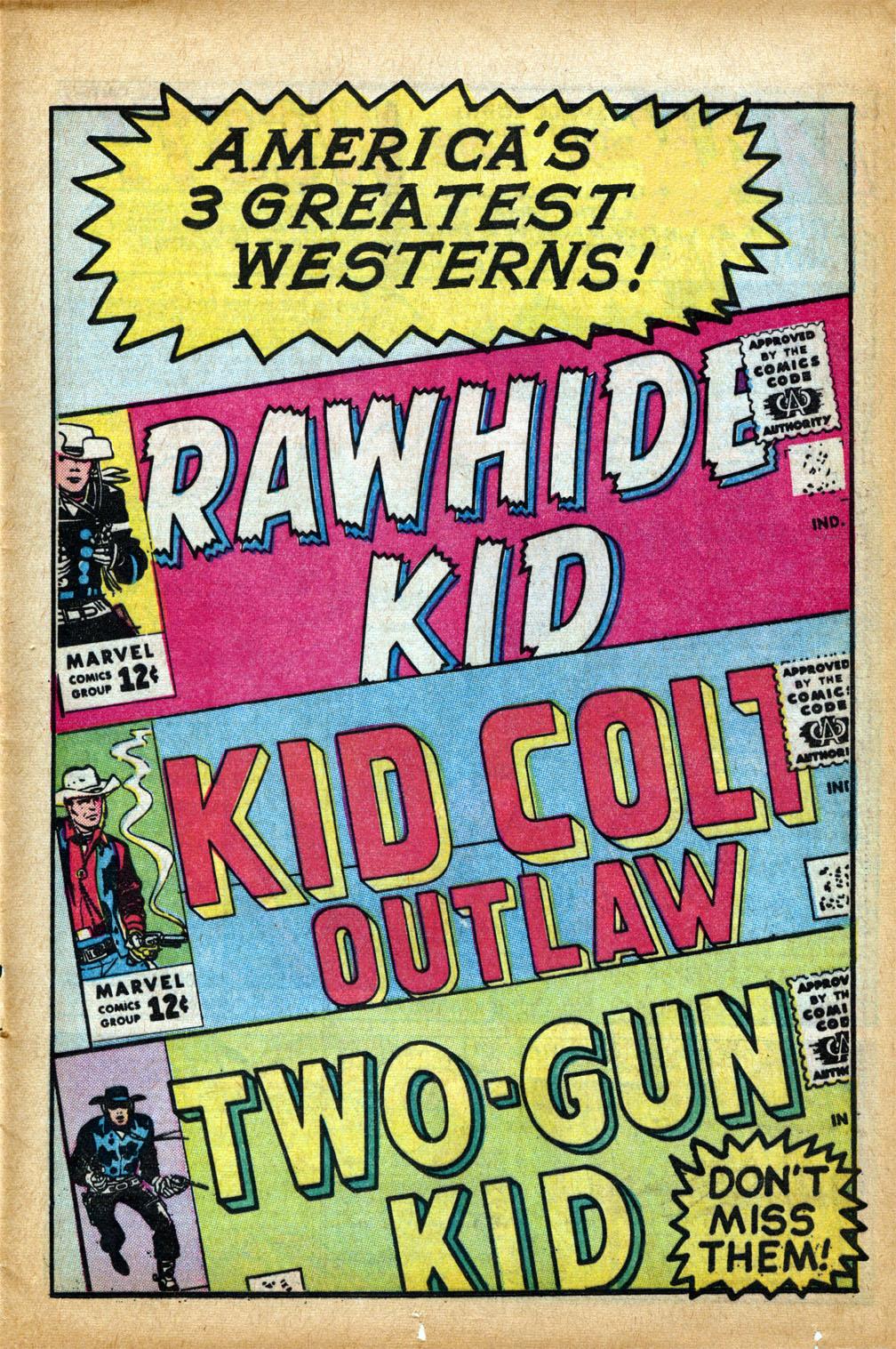 Read online Two-Gun Kid comic -  Issue #75 - 25