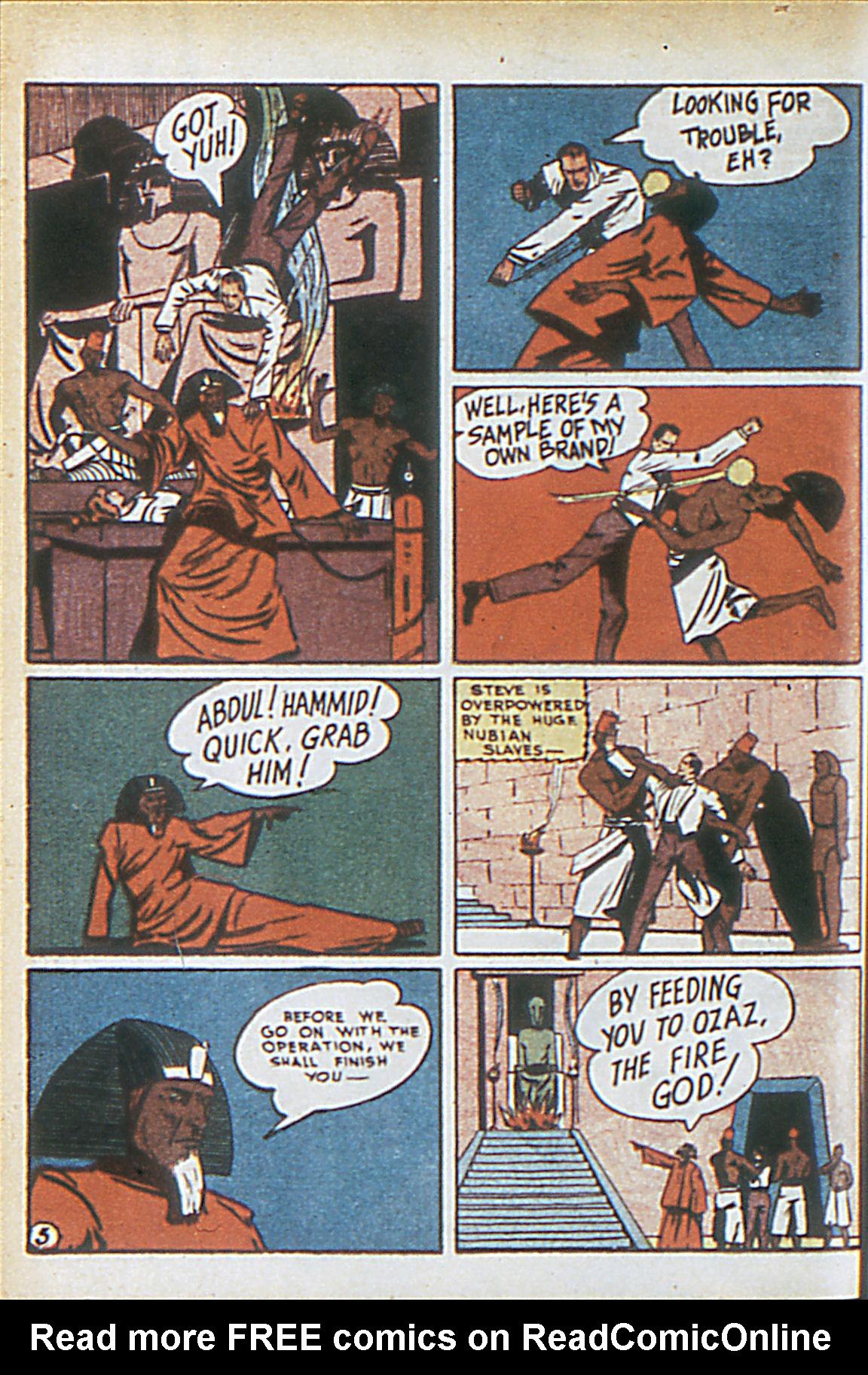 Read online Adventure Comics (1938) comic -  Issue #63 - 29