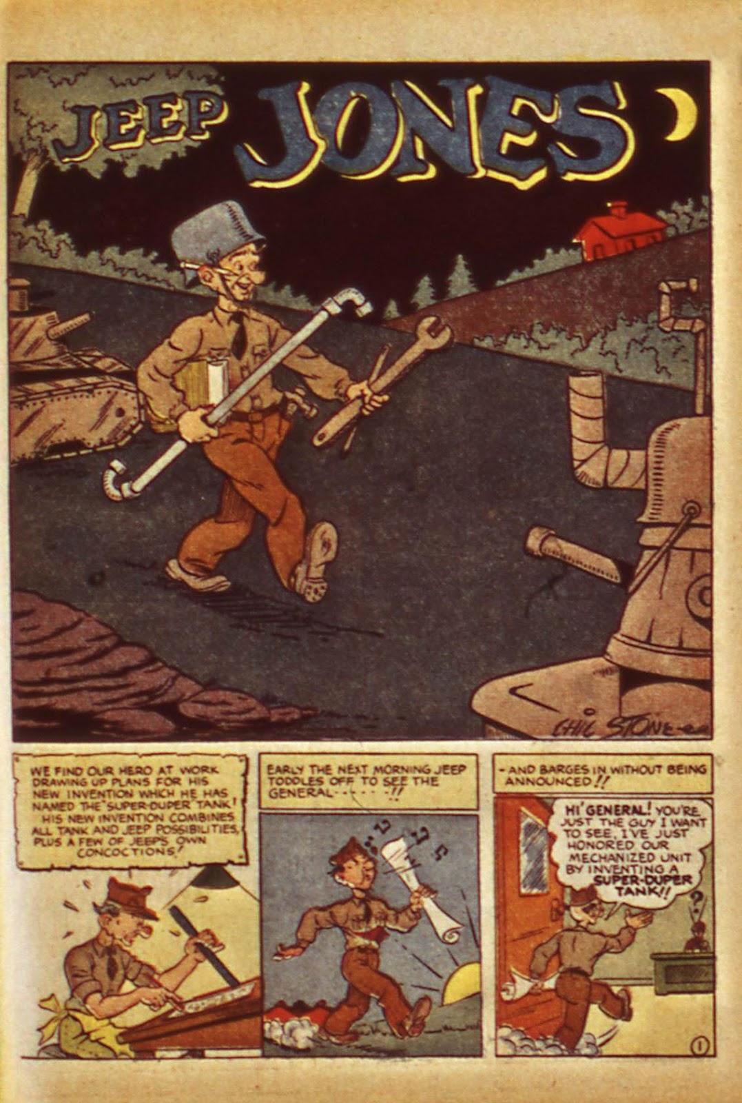 USA Comics issue 7 - Page 53