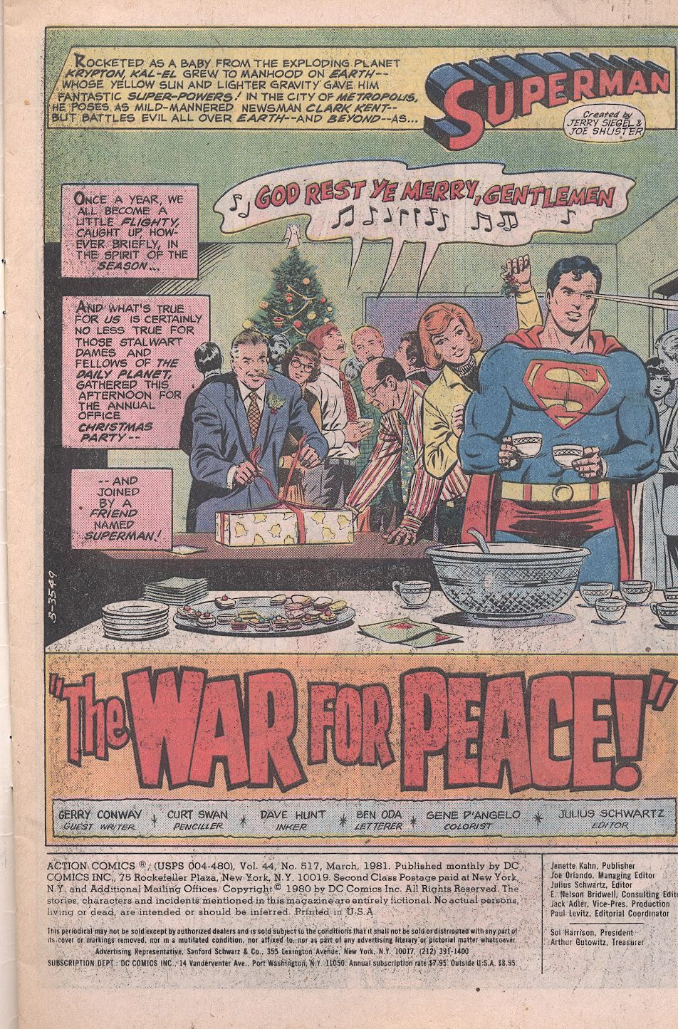 Read online Action Comics (1938) comic -  Issue #517 - 3