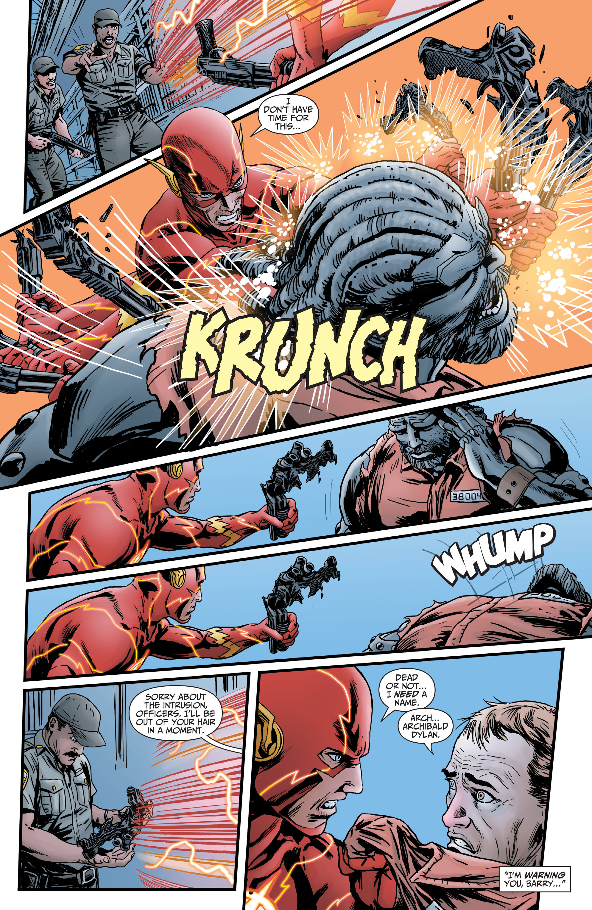 Read online The Flash (2011) comic -  Issue # _TPB 5 - 81