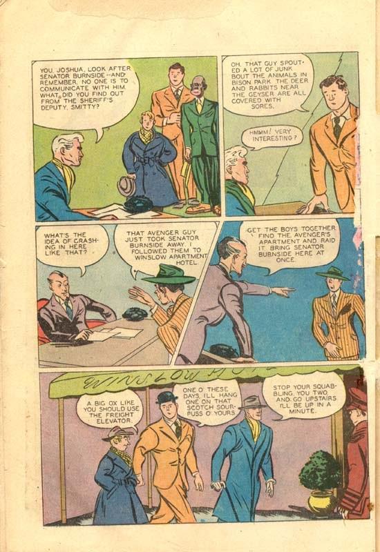 Super-Magician Comics issue 31 - Page 18