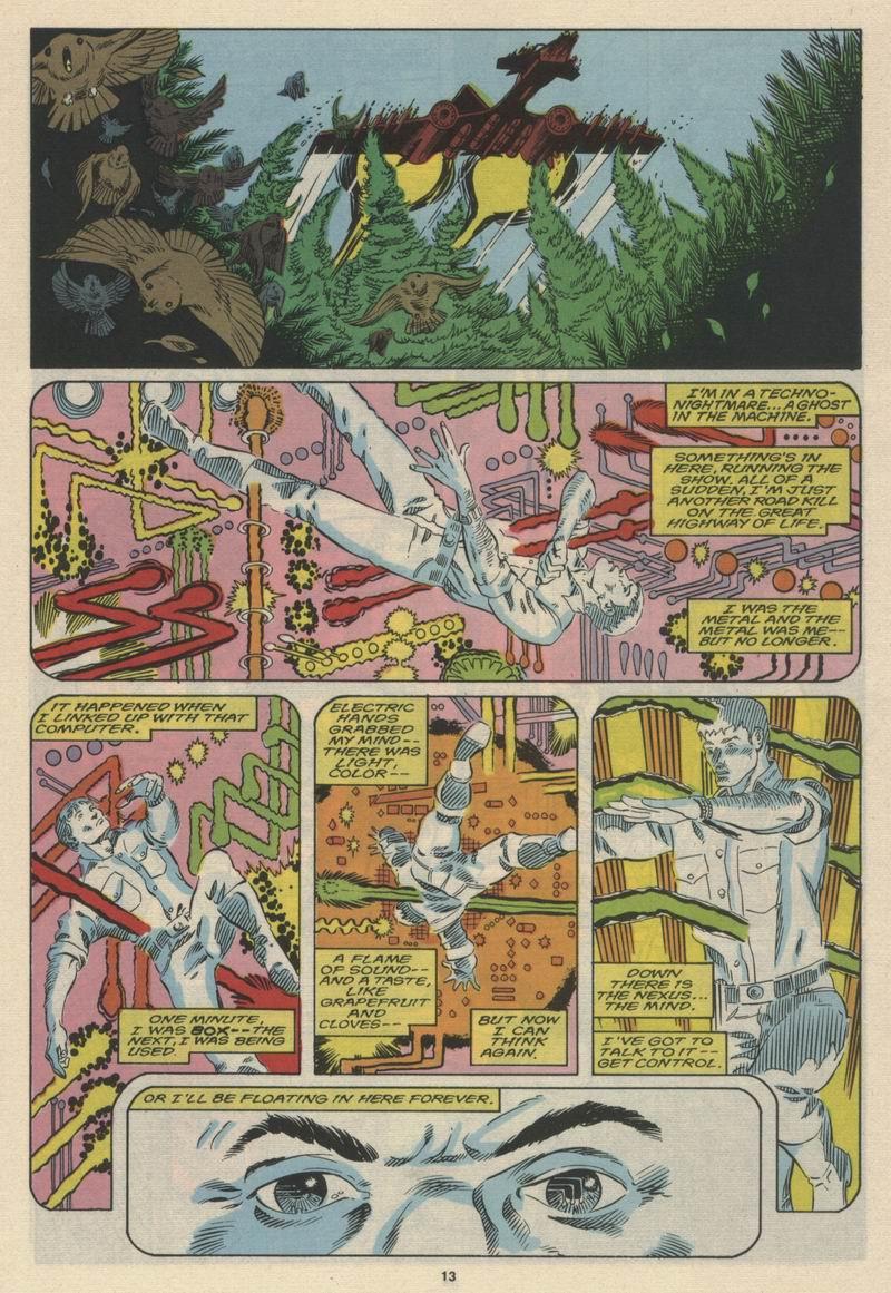 Read online Alpha Flight (1983) comic -  Issue #63 - 15