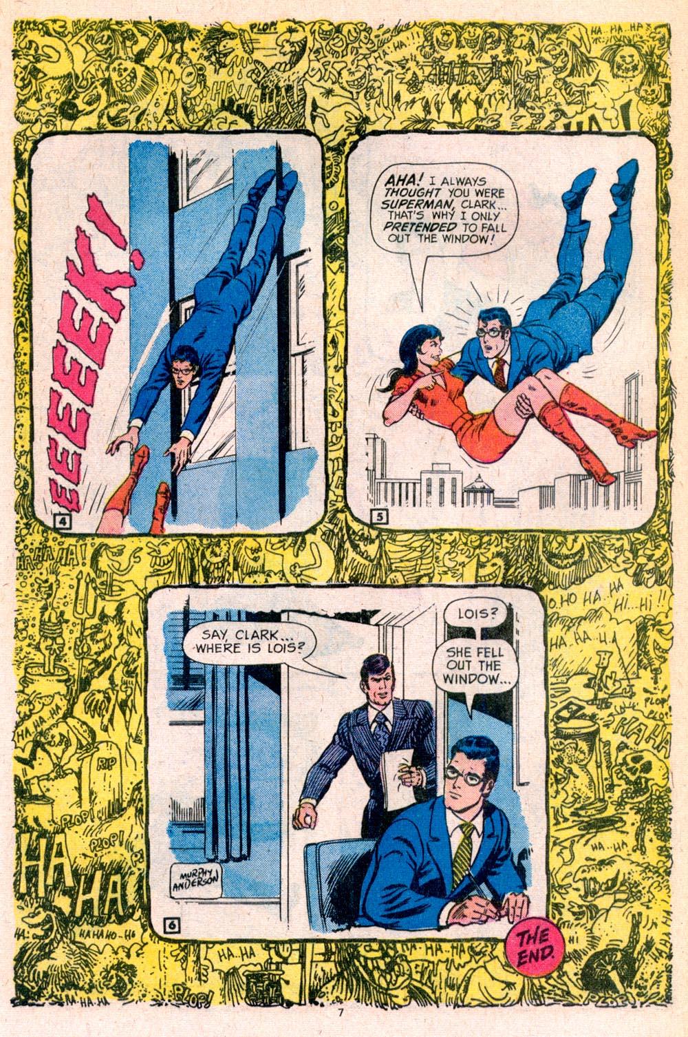 Read online Plop! comic -  Issue #5 - 8