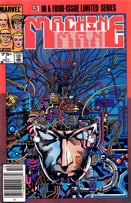 Machine Man (1984) 1 Page 1