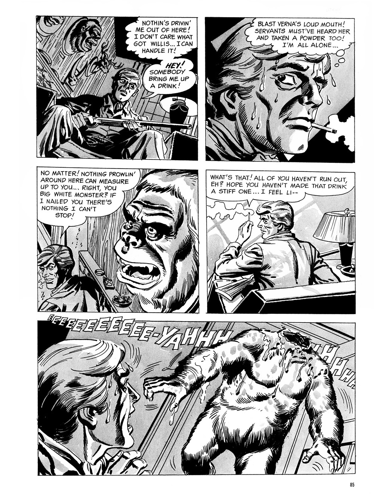 Read online Eerie Archives comic -  Issue # TPB 1 - 86