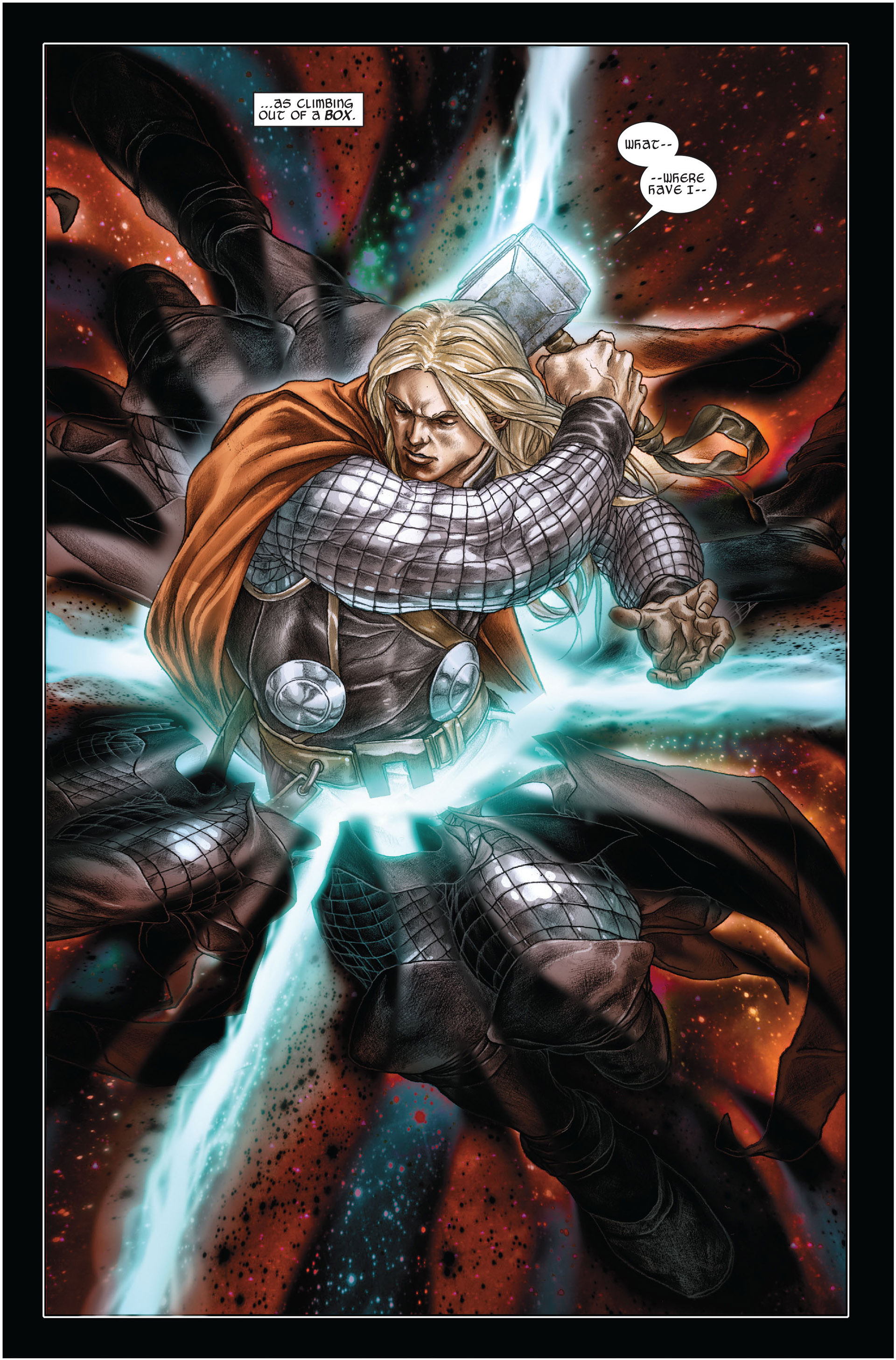 Read online Astonishing Thor comic -  Issue #3 - 8