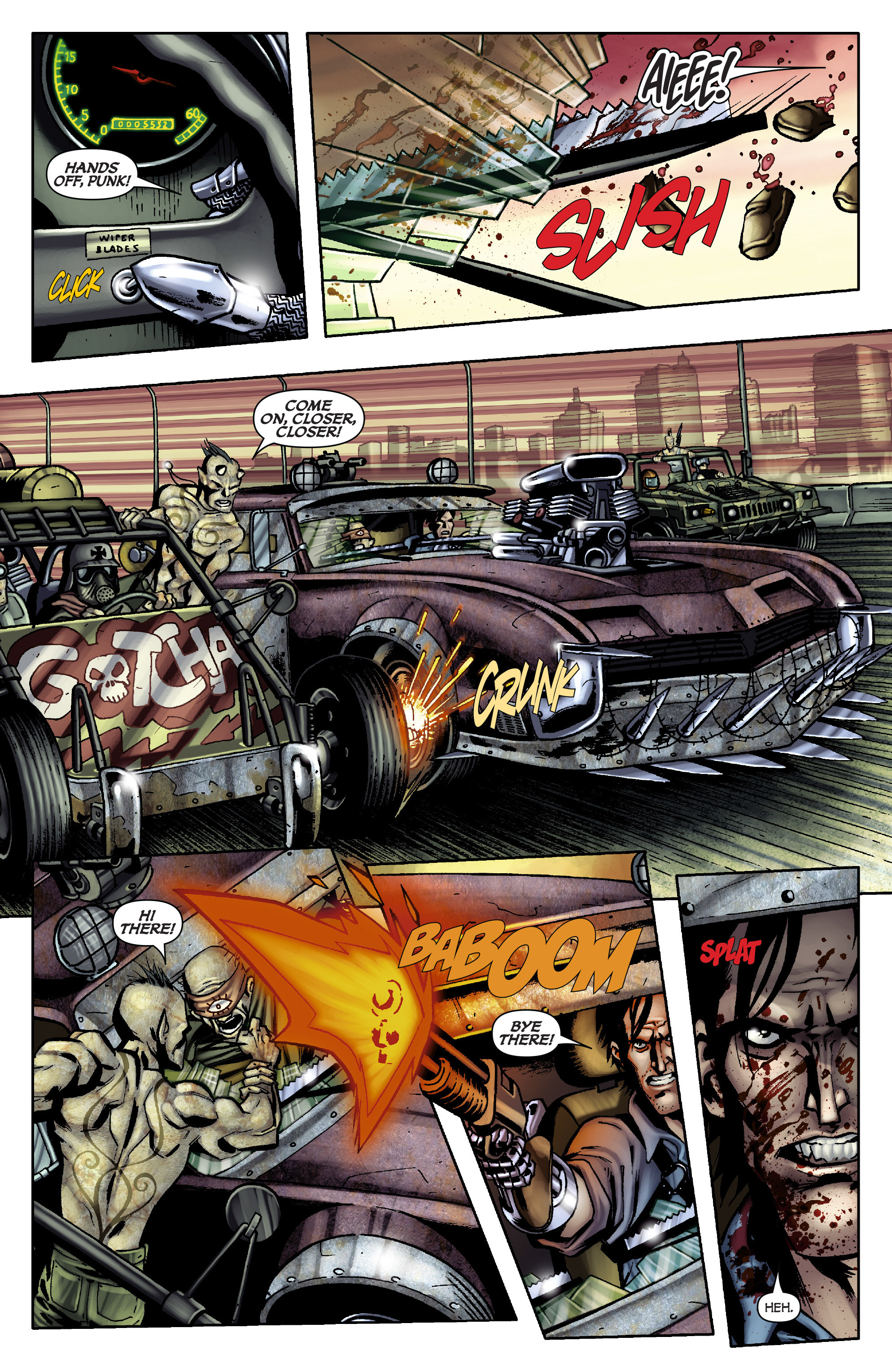 Read online Army of Darkness: From the Ashes comic -  Issue #Army of Darkness: From the Ashes TPB - 41