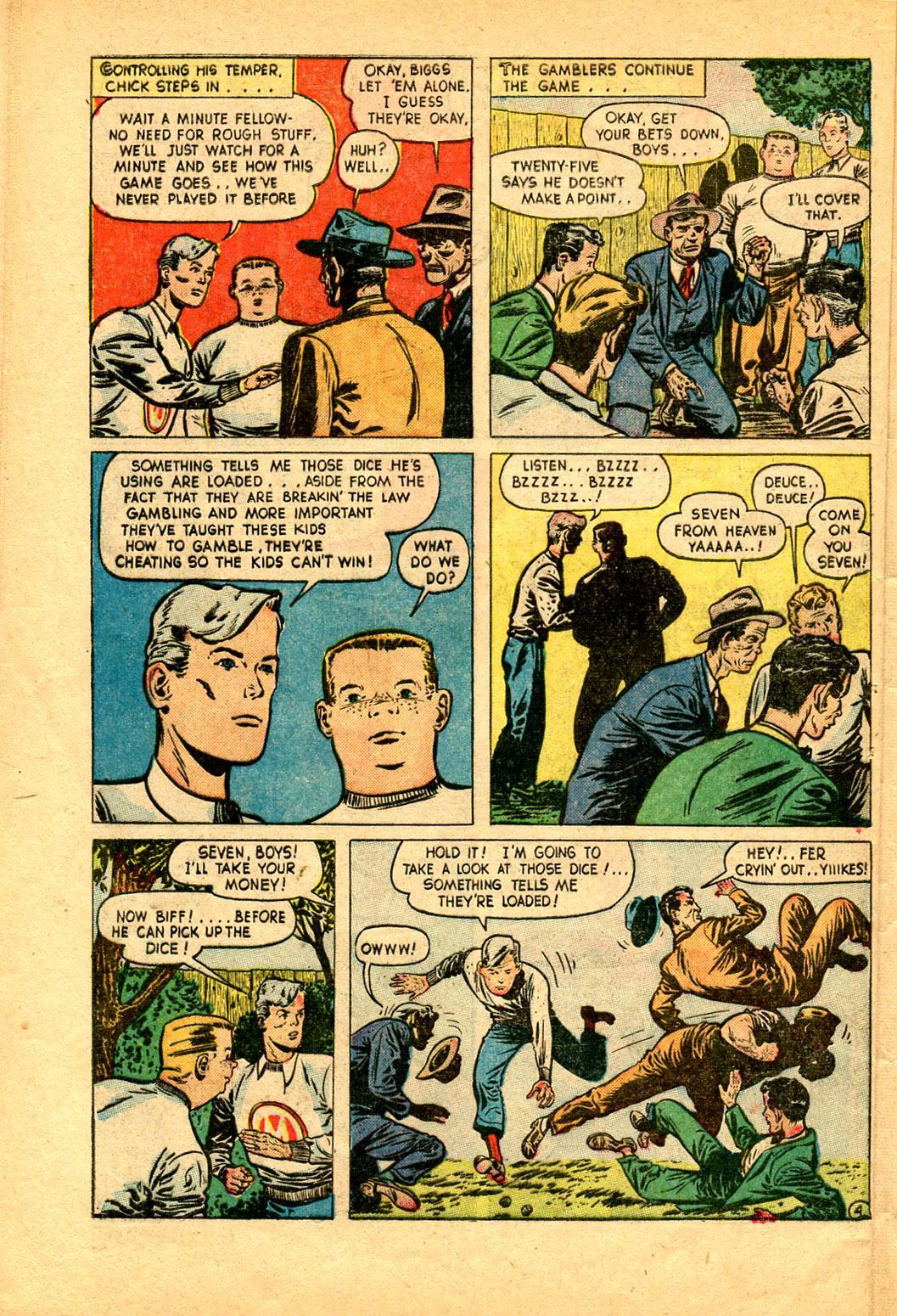 Read online Shadow Comics comic -  Issue #97 - 40
