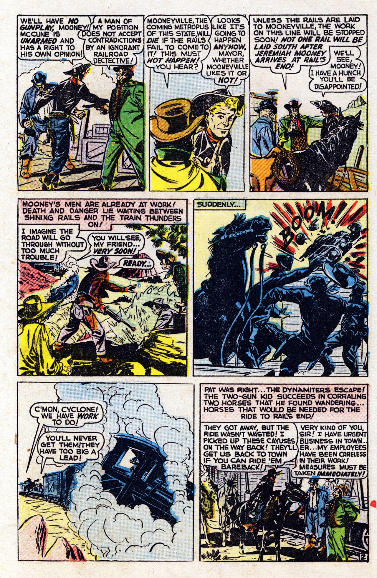 Read online Two-Gun Kid comic -  Issue #7 - 26