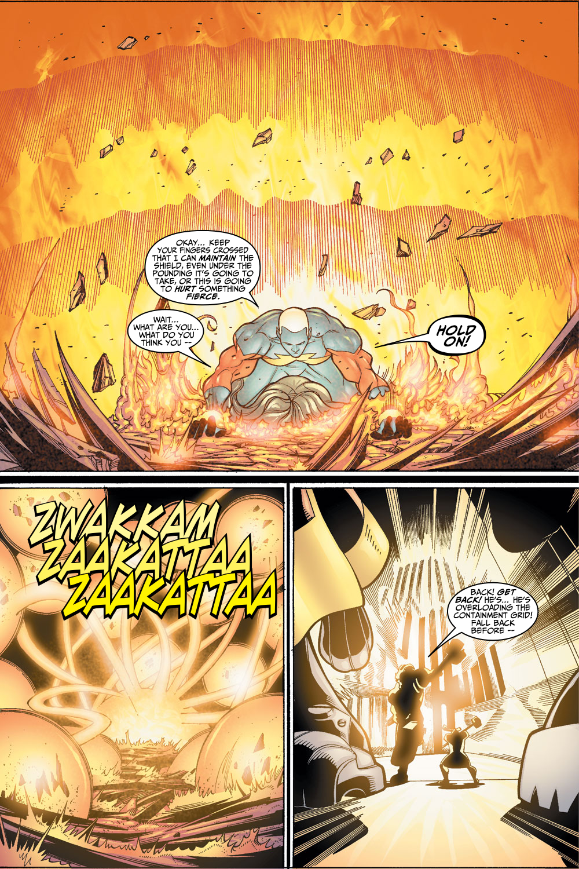 Captain Marvel (1999) Issue #23 #24 - English 18
