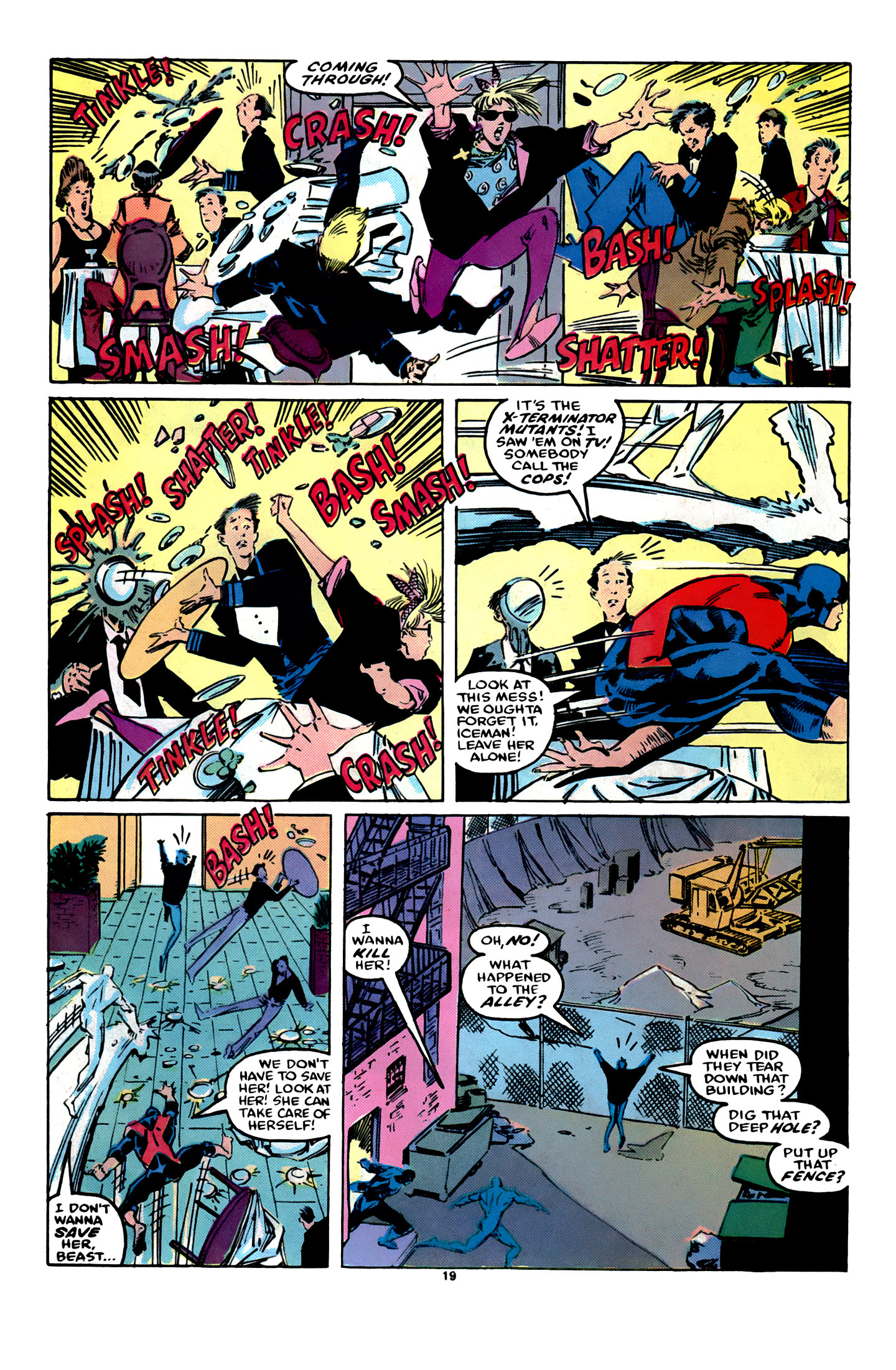 Read online X-Factor (1986) comic -  Issue #12 - 20