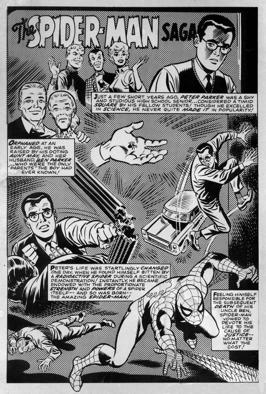 Spectacular Spider-Man Magazine issue 2 - Page 2
