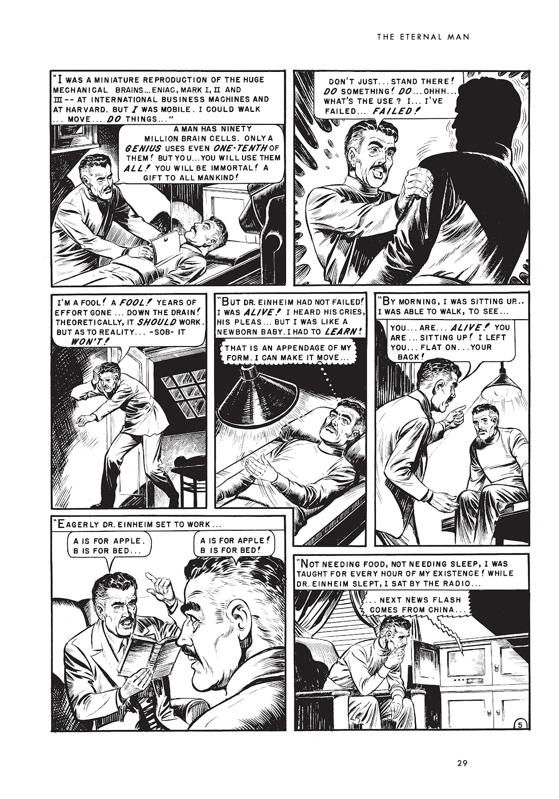 Read online The Martian Monster and Other Stories comic -  Issue # TPB (Part 1) - 44