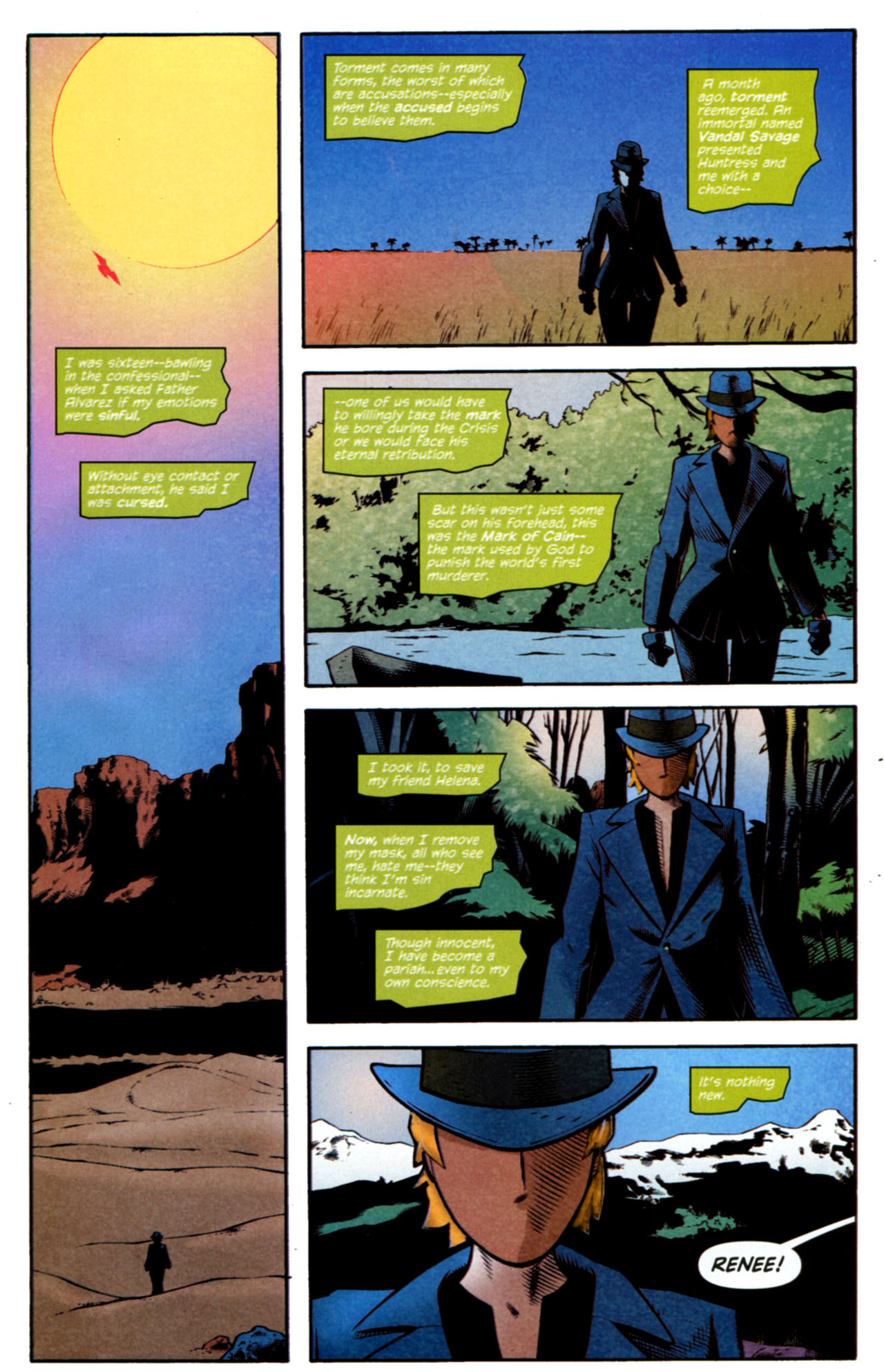 Read online Detective Comics (1937) comic -  Issue # _Annual 12 - 32