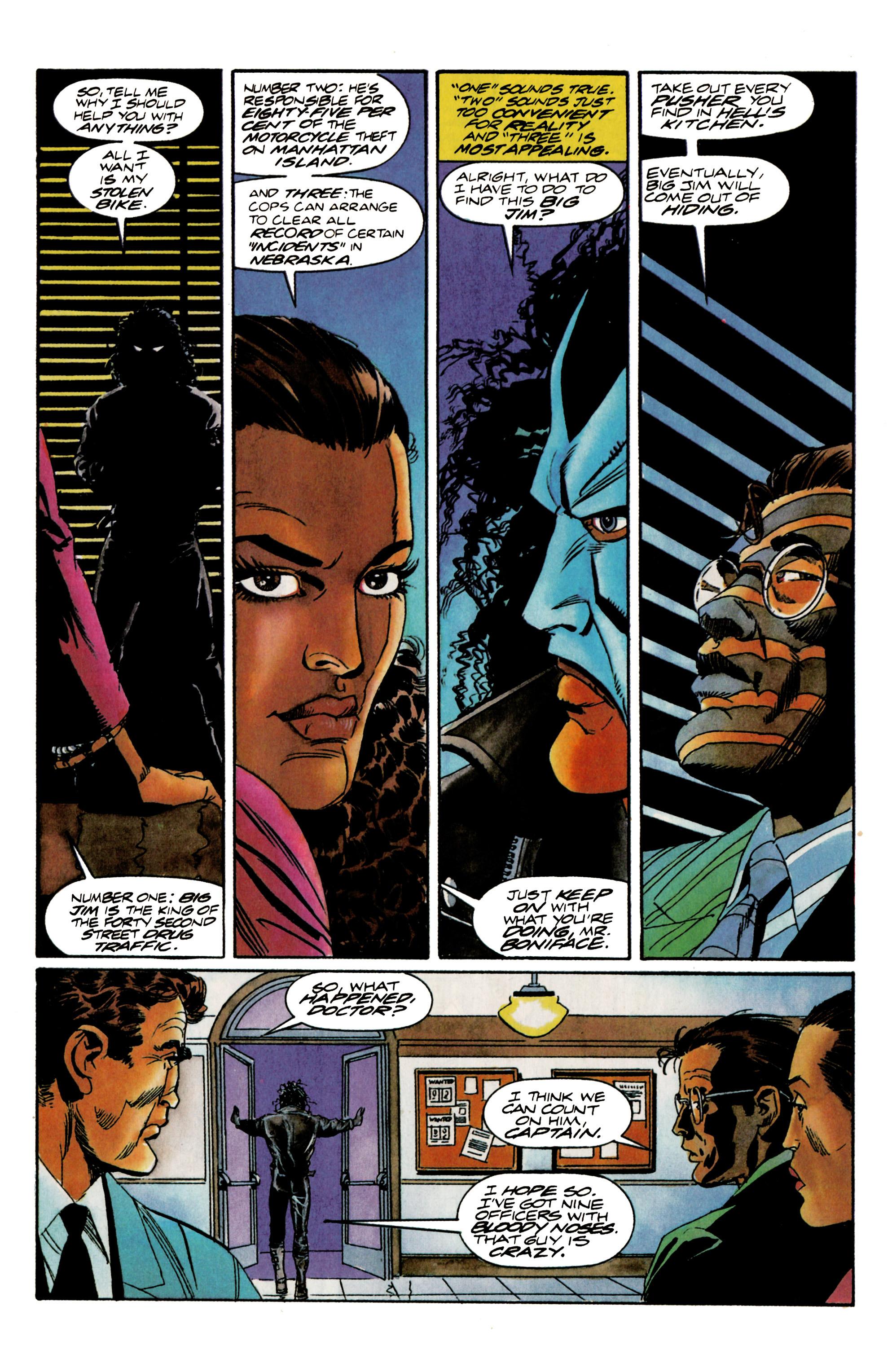 Read online Shadowman (1992) comic -  Issue #16 - 10