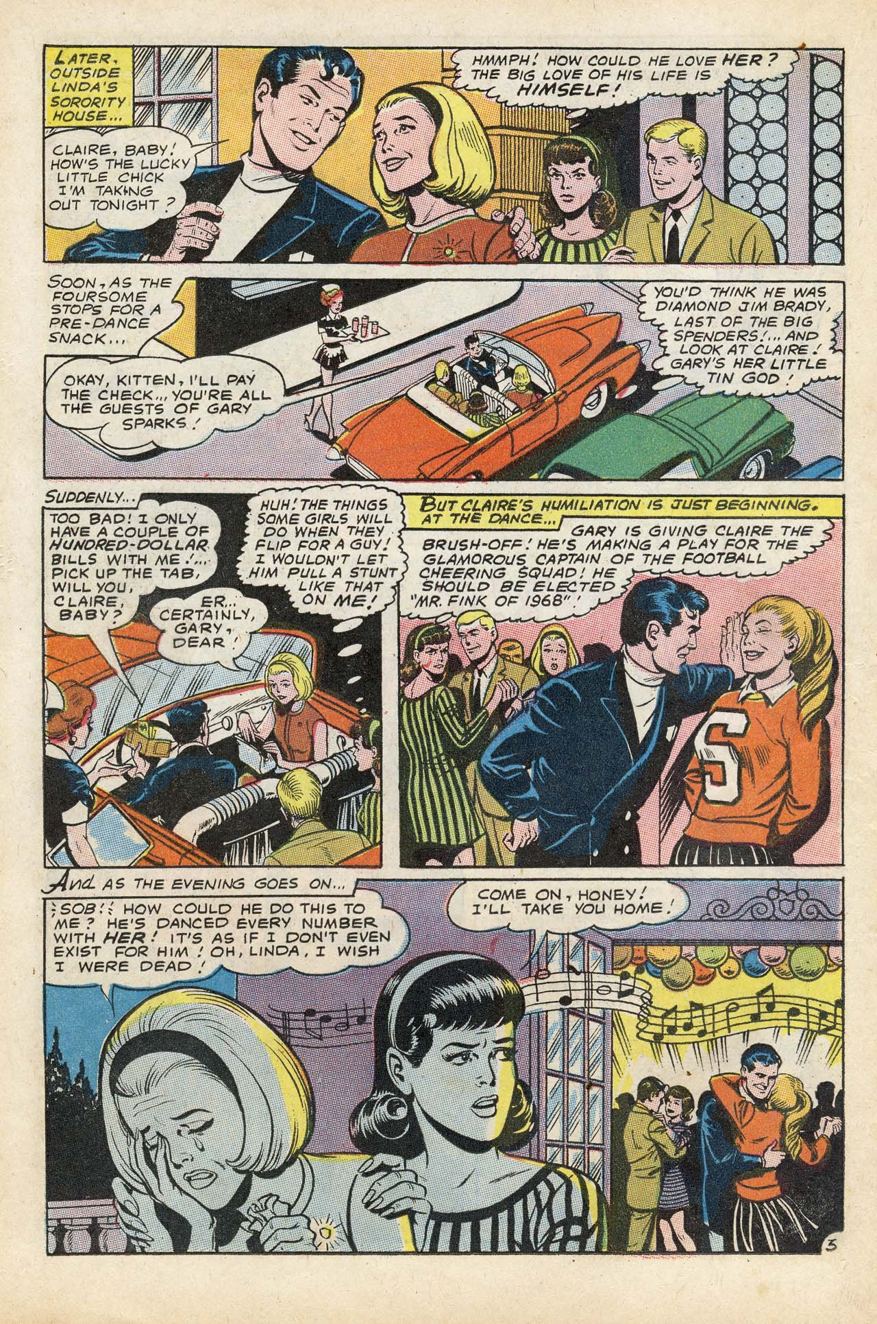 Read online Action Comics (1938) comic -  Issue #369 - 22